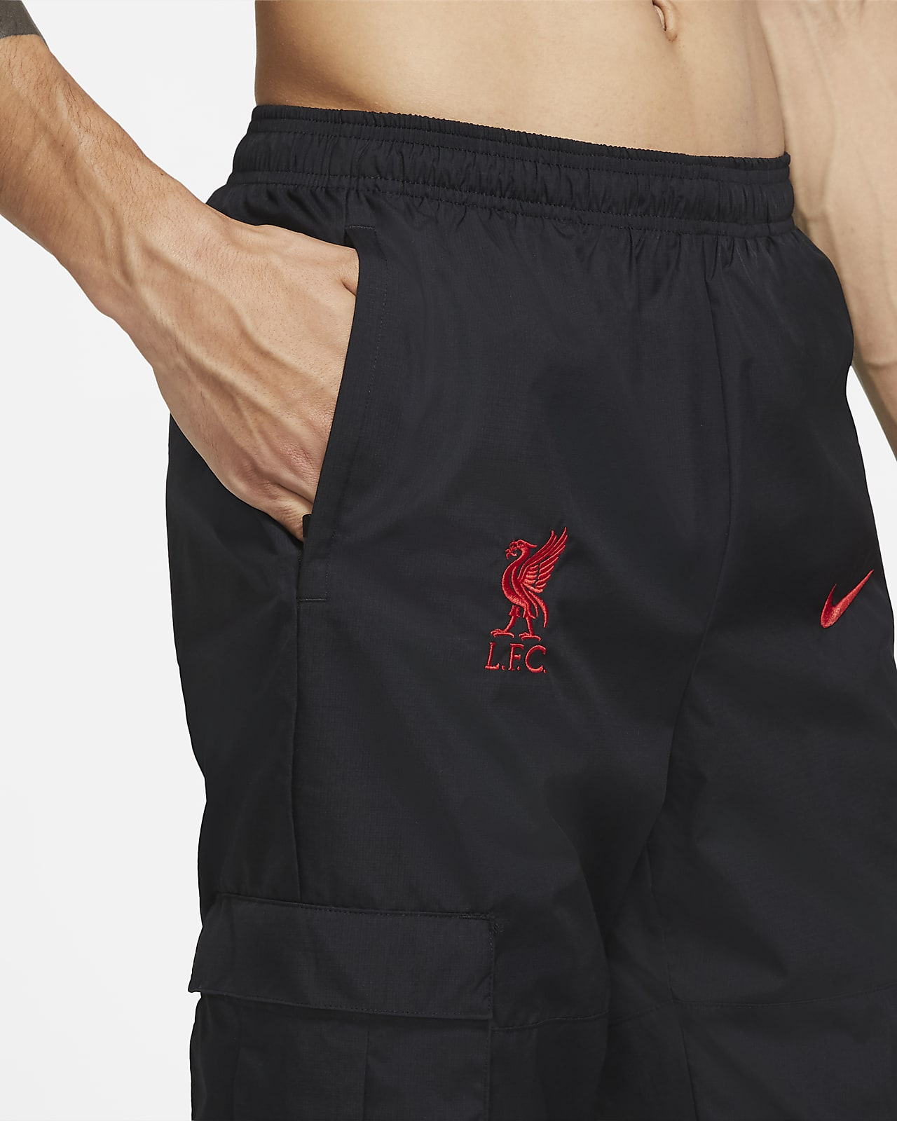Liverpool Fc Men S Woven Track Pants Nike Com