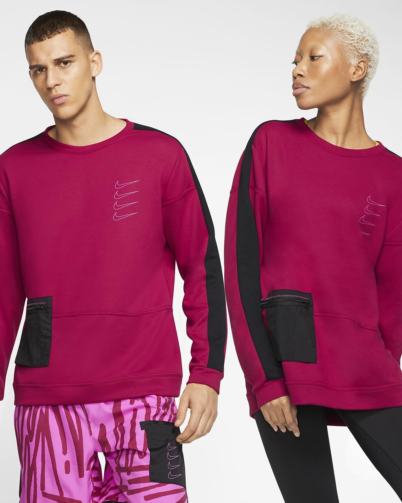 Haut de training en tissu Fleece Nike Dri-FIT