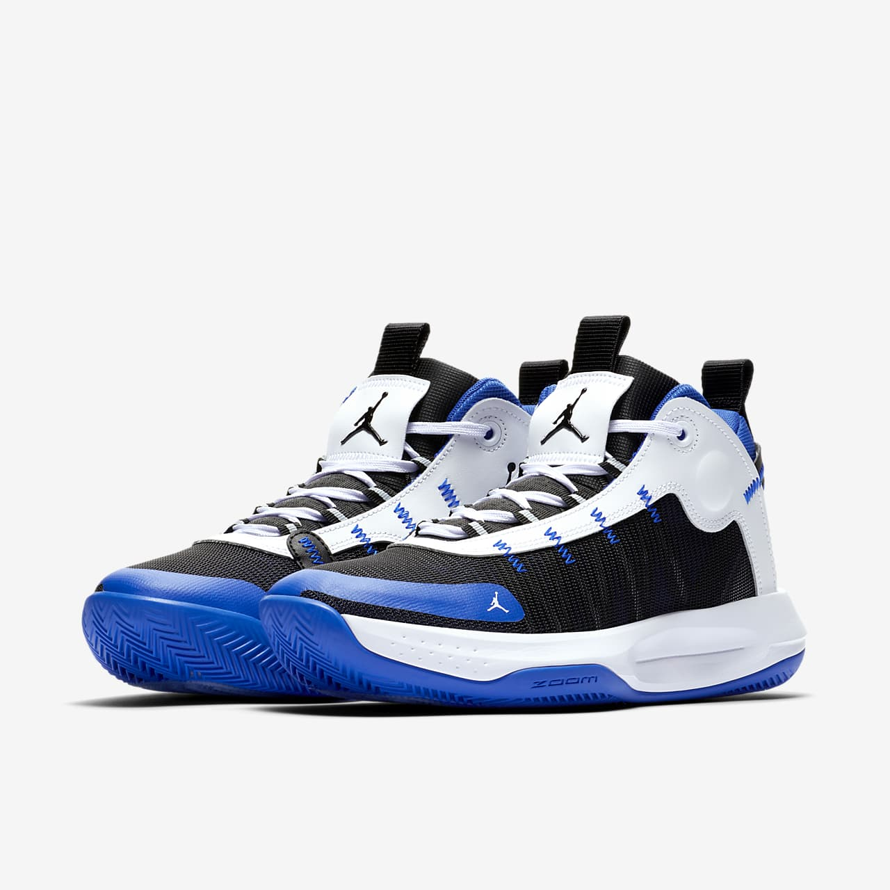 Jordan Jumpman 2020 Men's Basketball Shoe. Nike NO