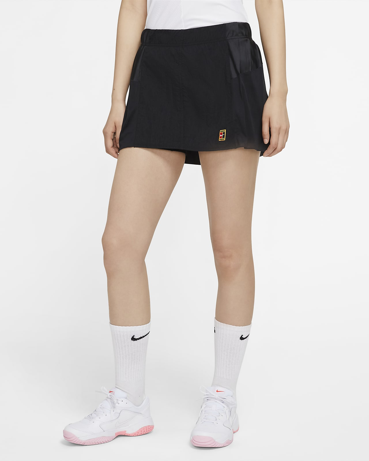 Nikecourt Slam Women S Tennis Skirt Nike Lu