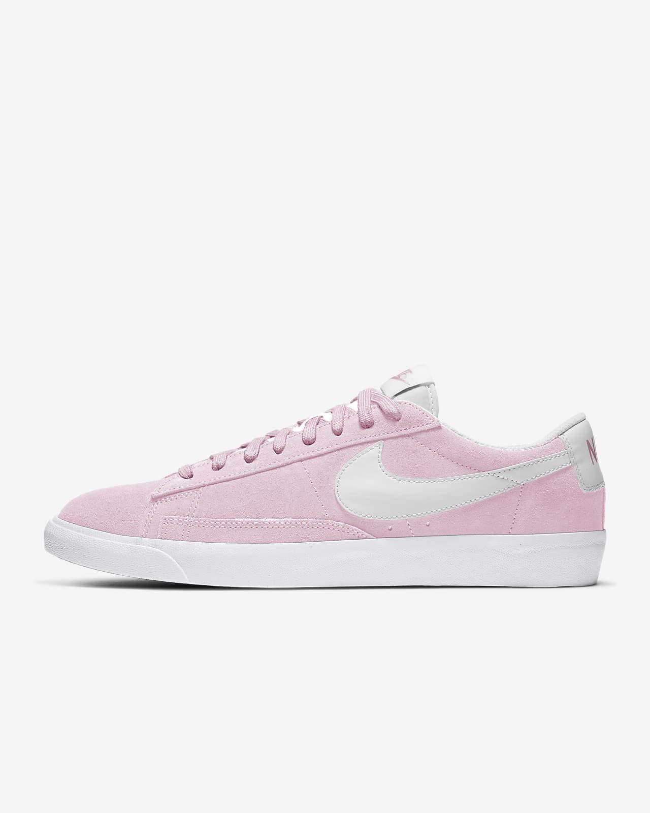 Nike Blazer Low Suede 男子运动鞋
