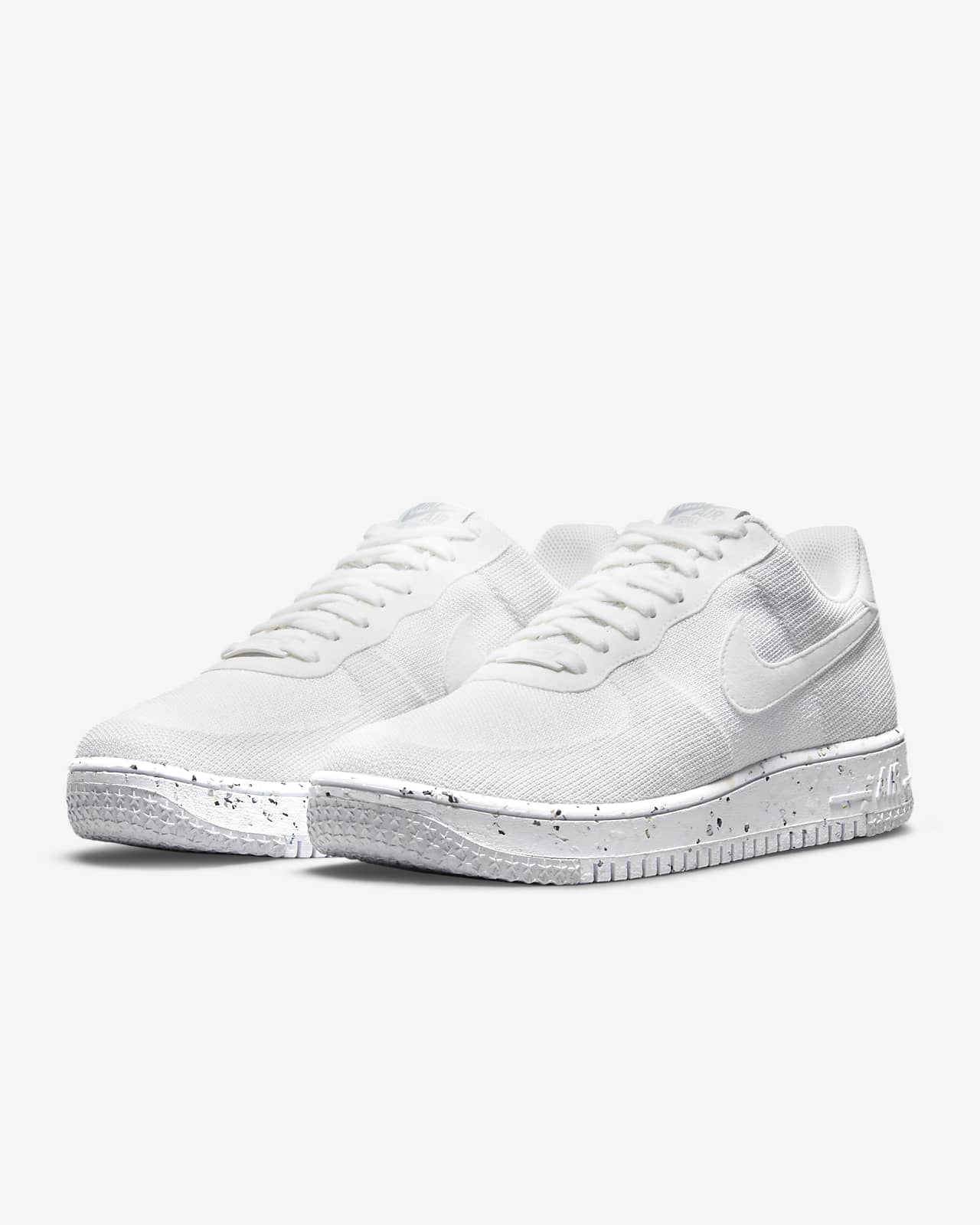 Chaussure Nike Air Force 1 Crater Flyknit pour Homme. Nike LU