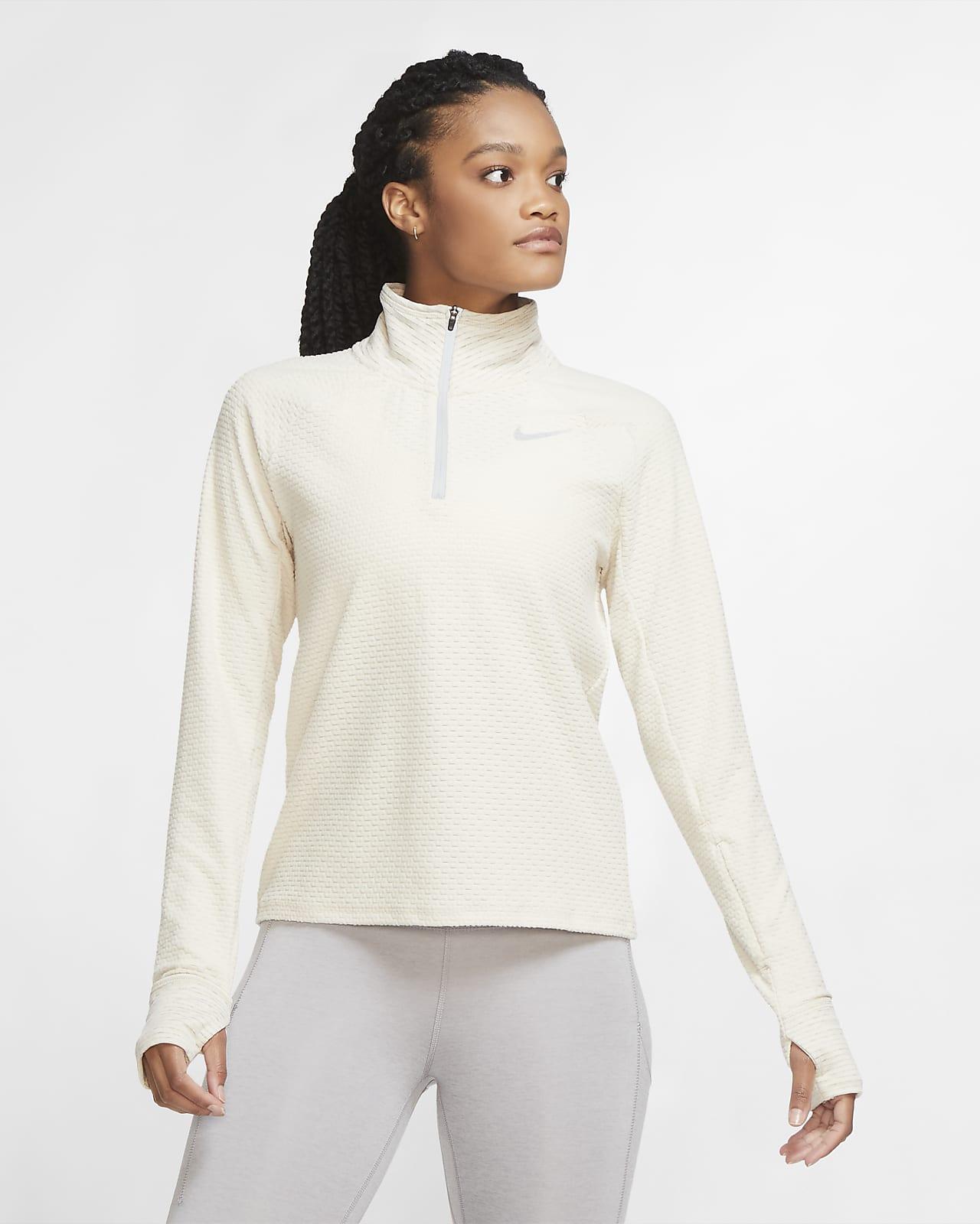Nike Sphere Women's 1/2-Zip Running Top