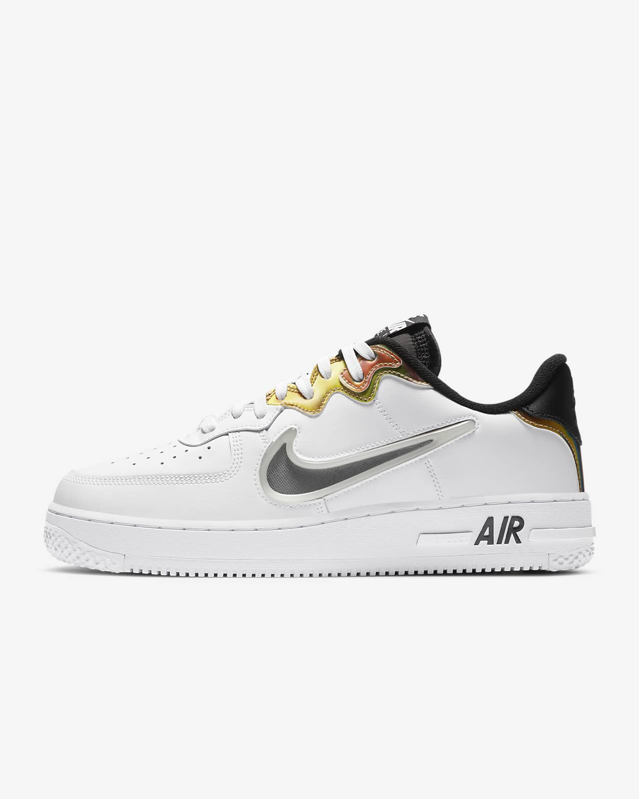 air force 1 nike react