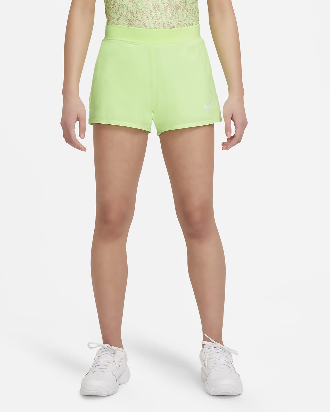 Shorts da tennis NikeCourt Dri-FIT Victory - Ragazza