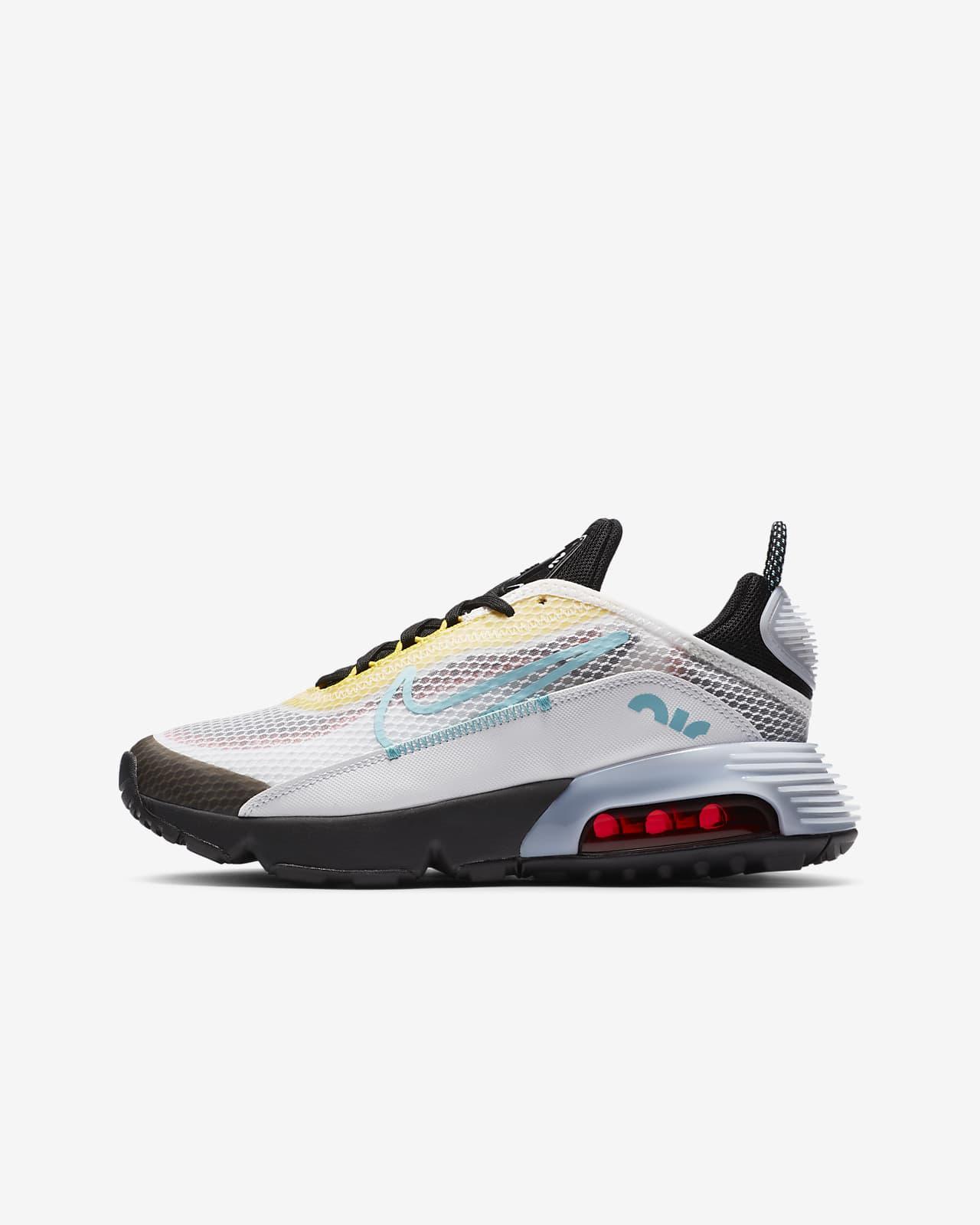 Nike Air Max 2090 Older Kids' Shoes. Nike LU
