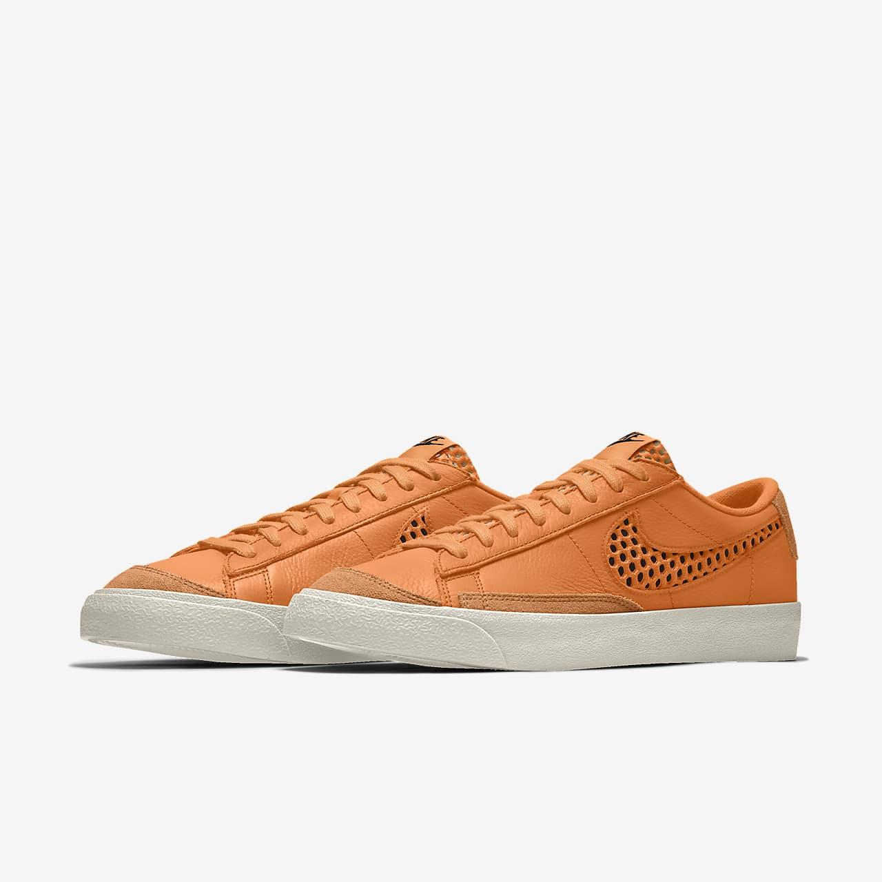 Nike Blazer Low '77 Vintage By You Custom Shoe. Nike LU