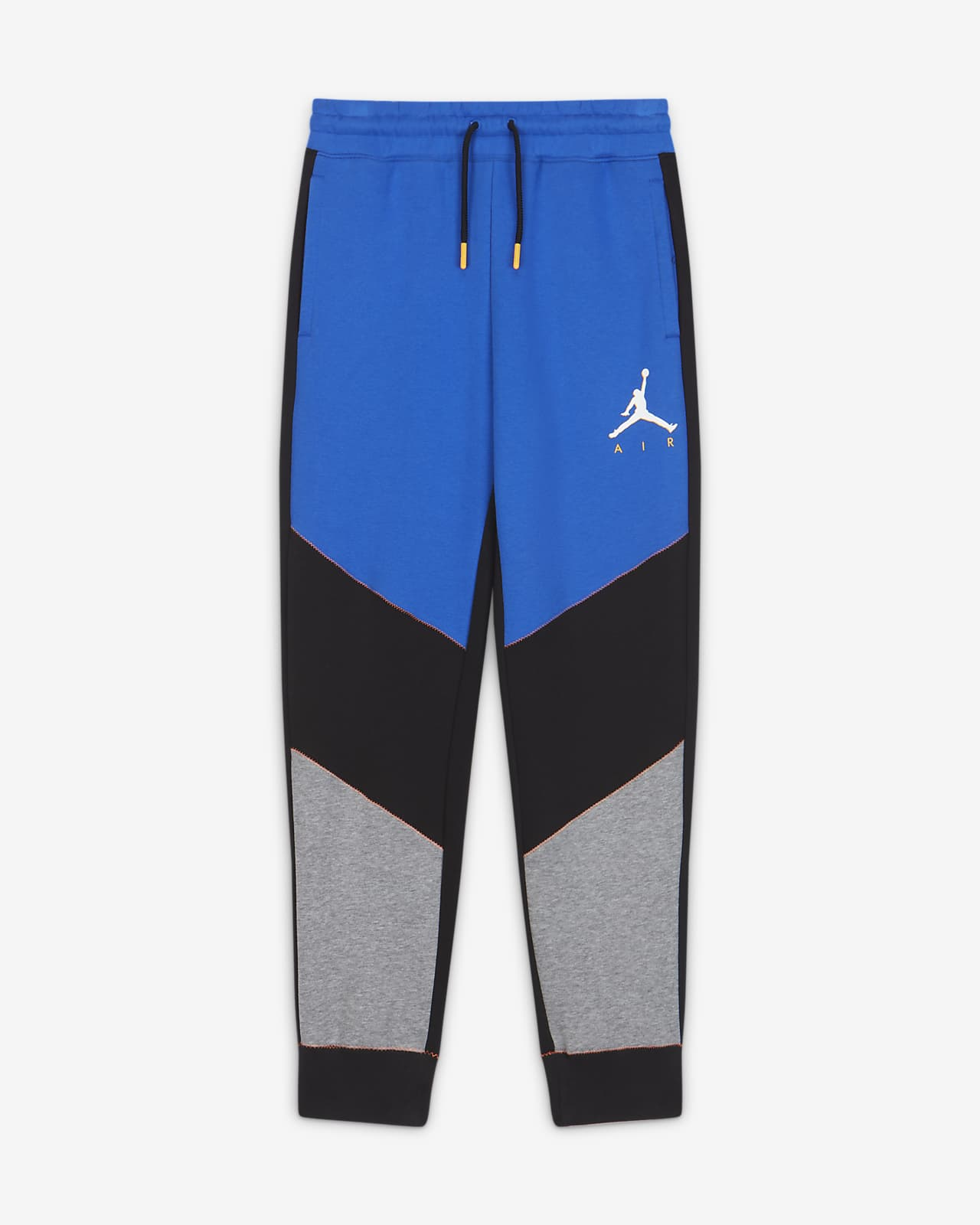 Jordan Older Kids' (Boys') Colour-Block Trousers