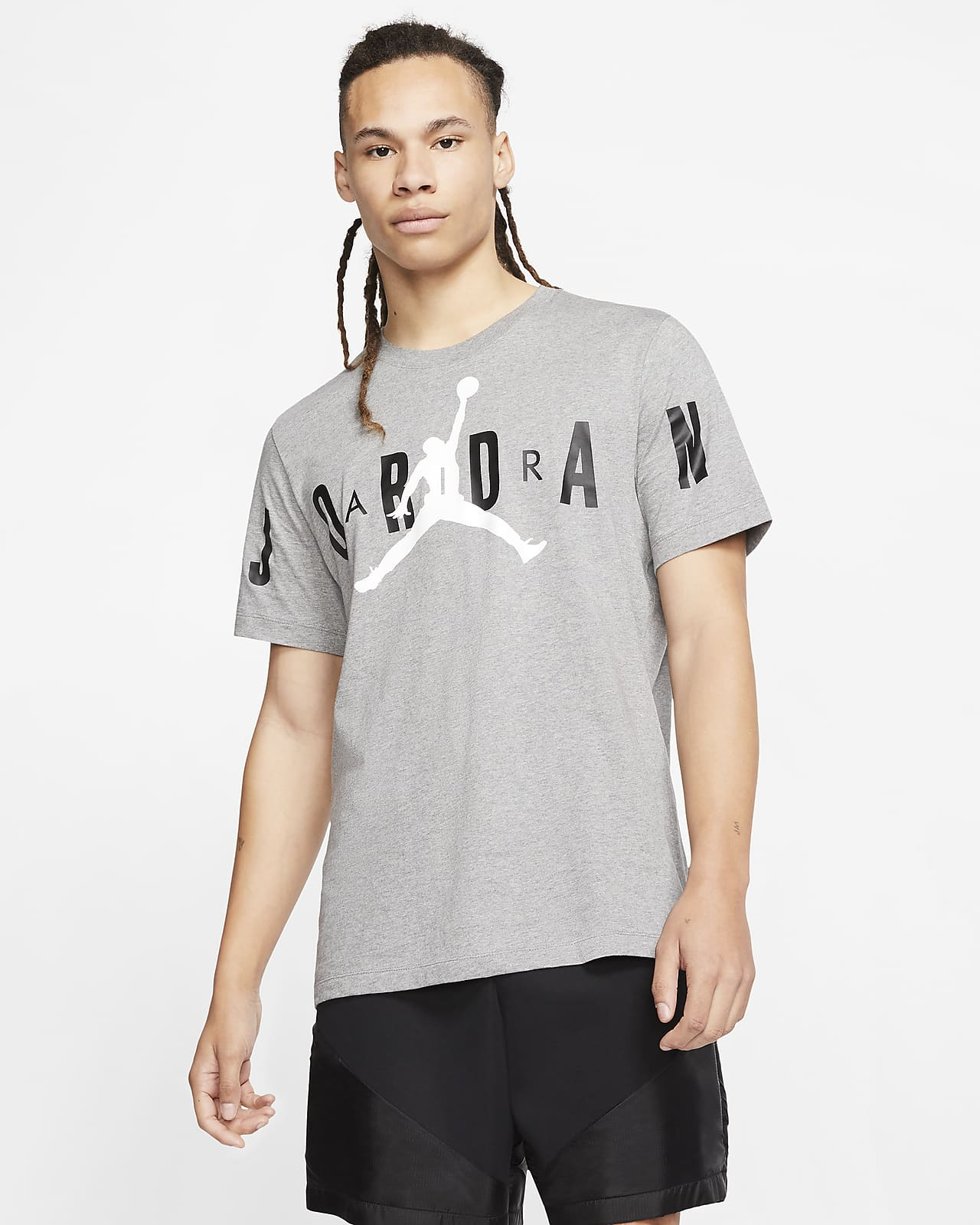 Jordan Stretch Men's Short-Sleeve Crew
