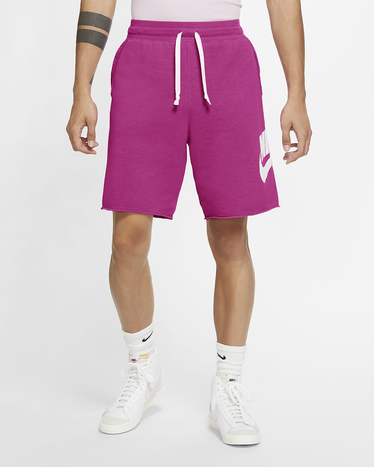 Nike Sportswear Alumni Men's French Terry Shorts