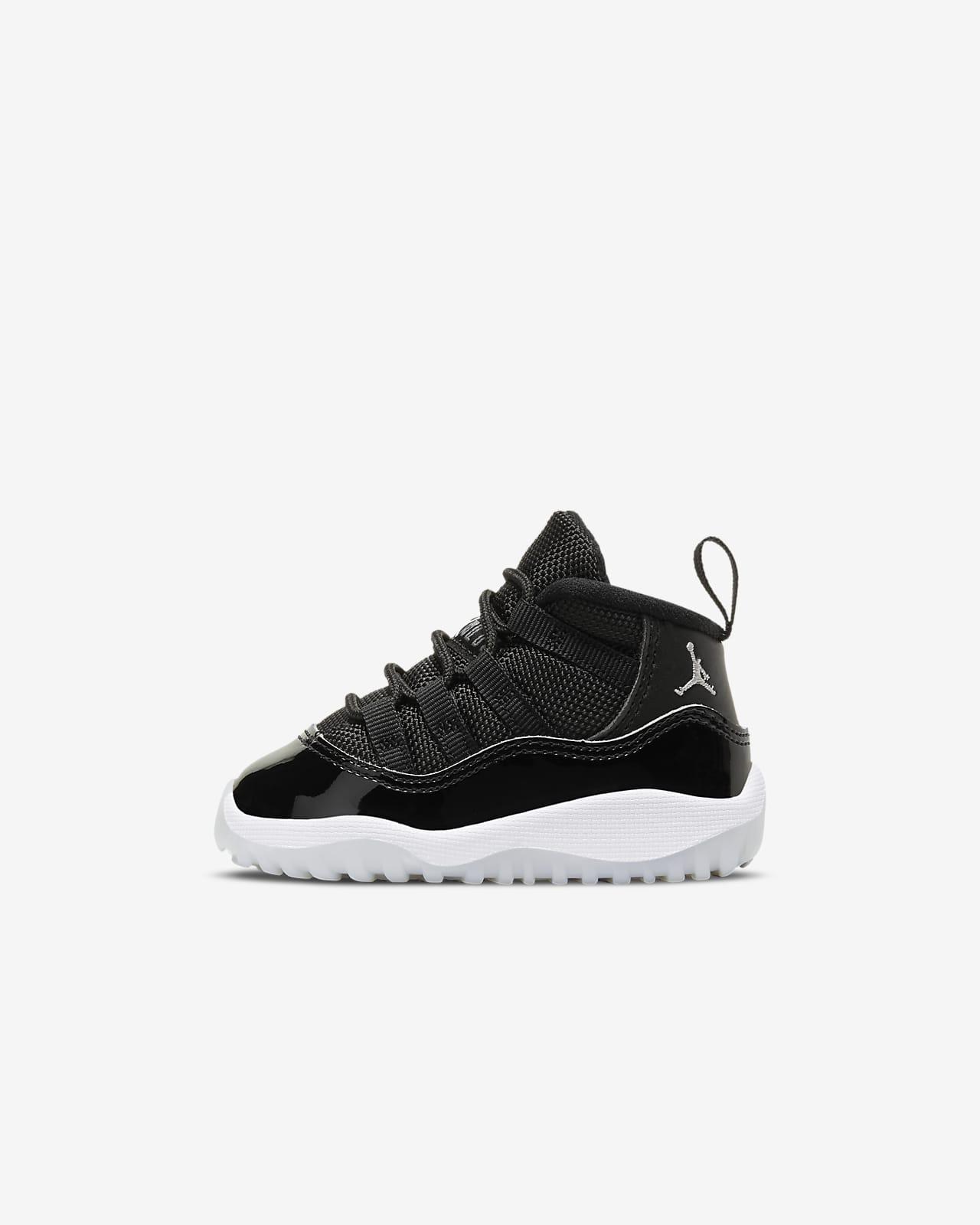 Jordan 11 Retro (TD) 复刻婴童运动童鞋