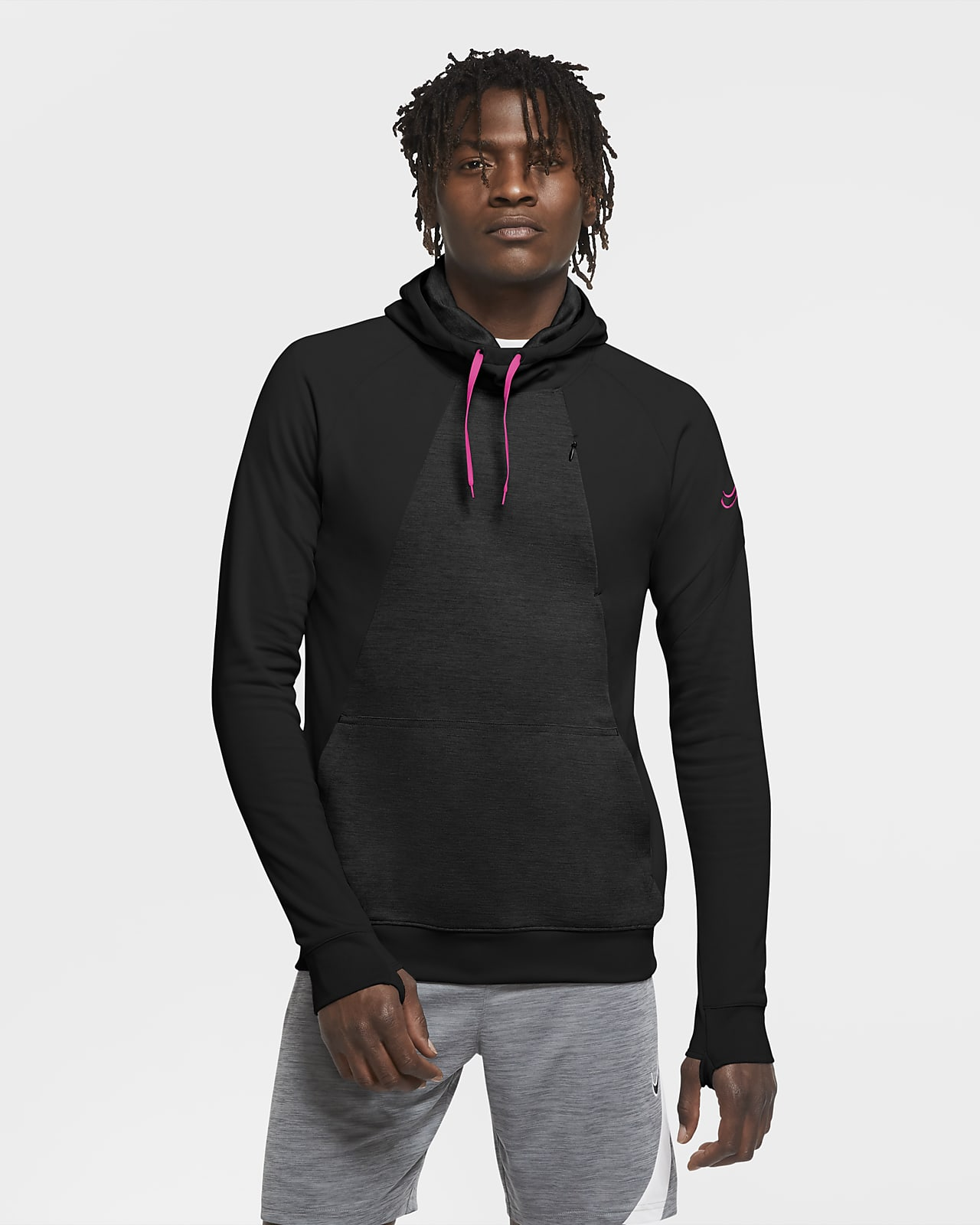 Sweat à capuche de football Nike Dri-FIT Academy pour Homme
