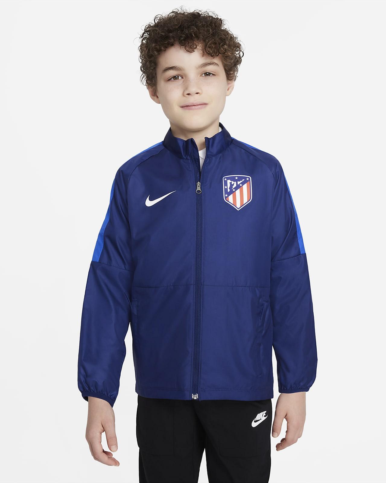 Atlético Madrid Repel Academy AWF Older Kids' Football Jacket