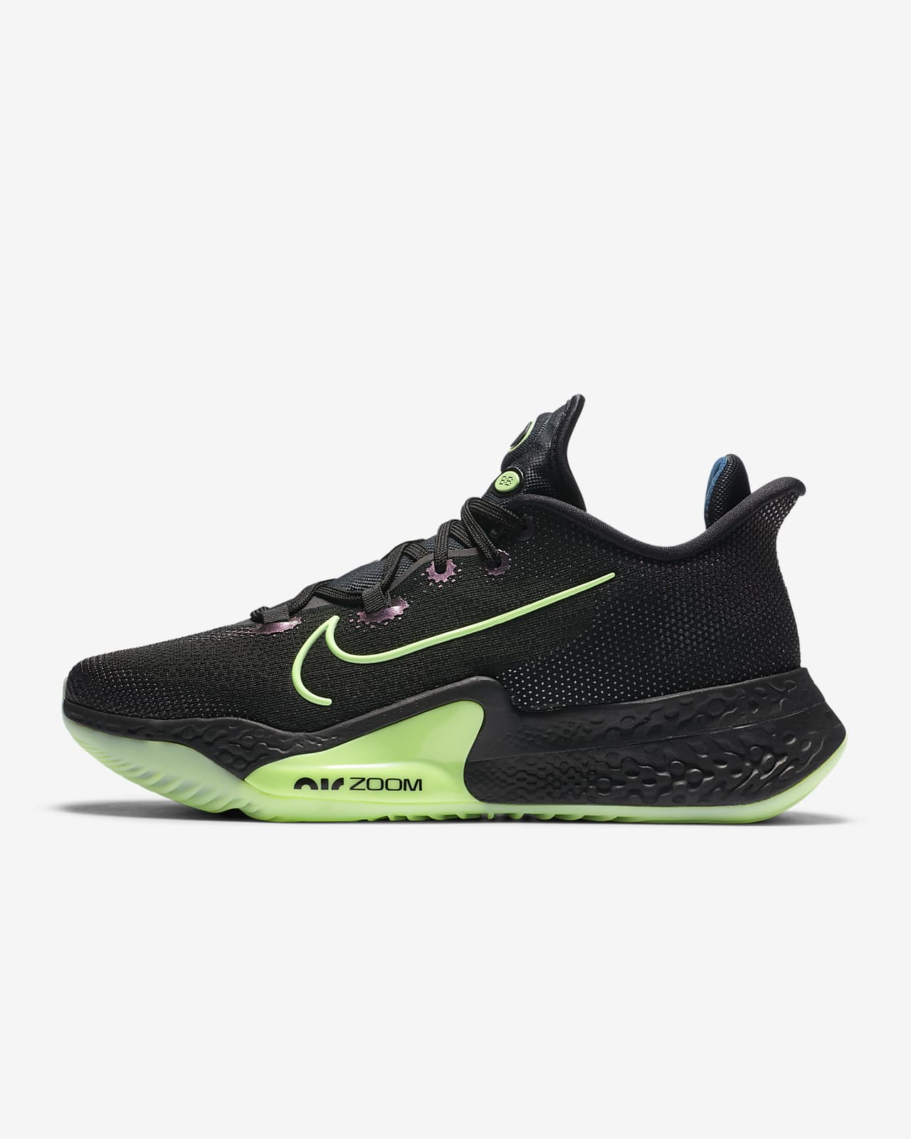 basket nike air zoom homme