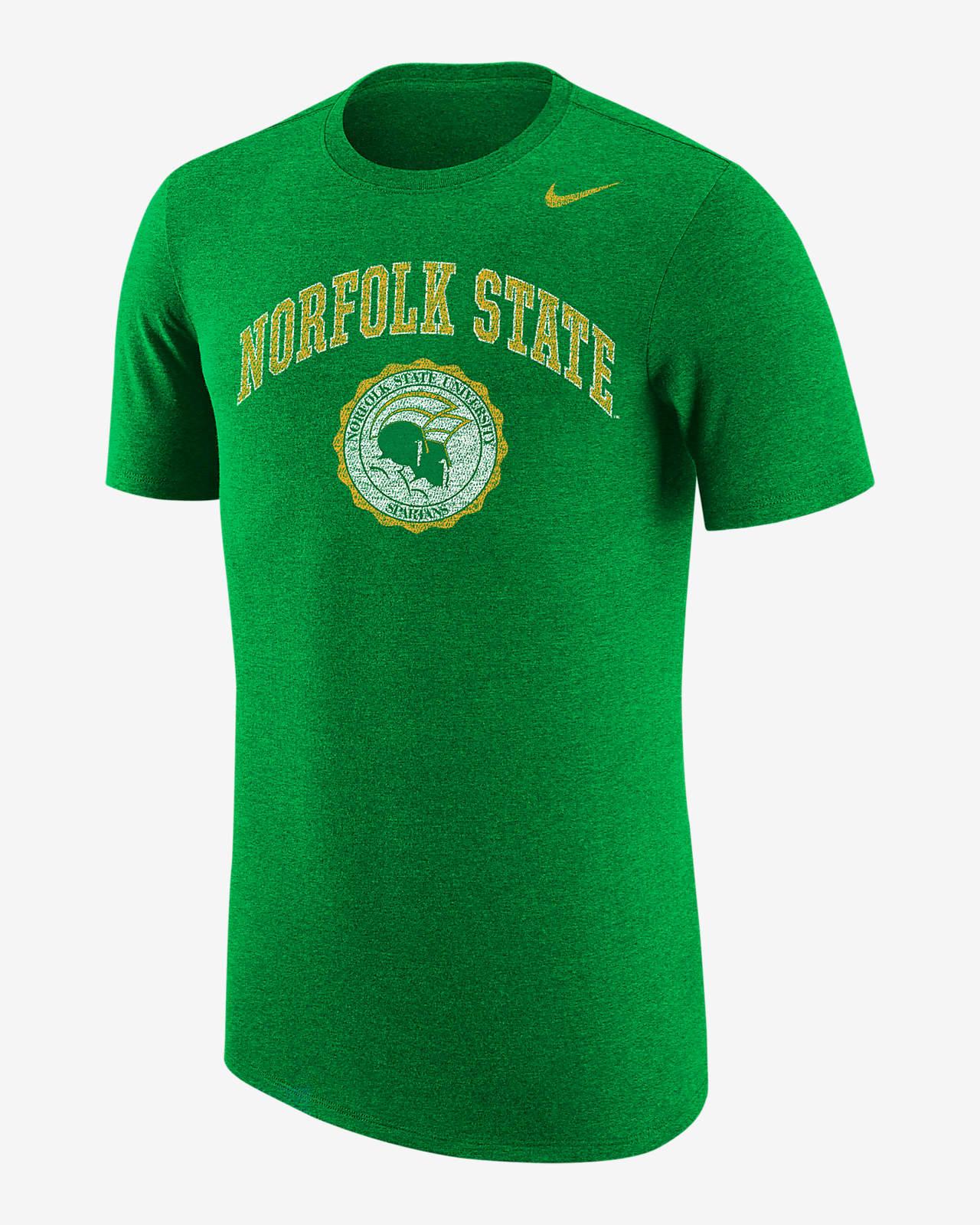 Nike College (Norfolk State) Men's T-Shirt