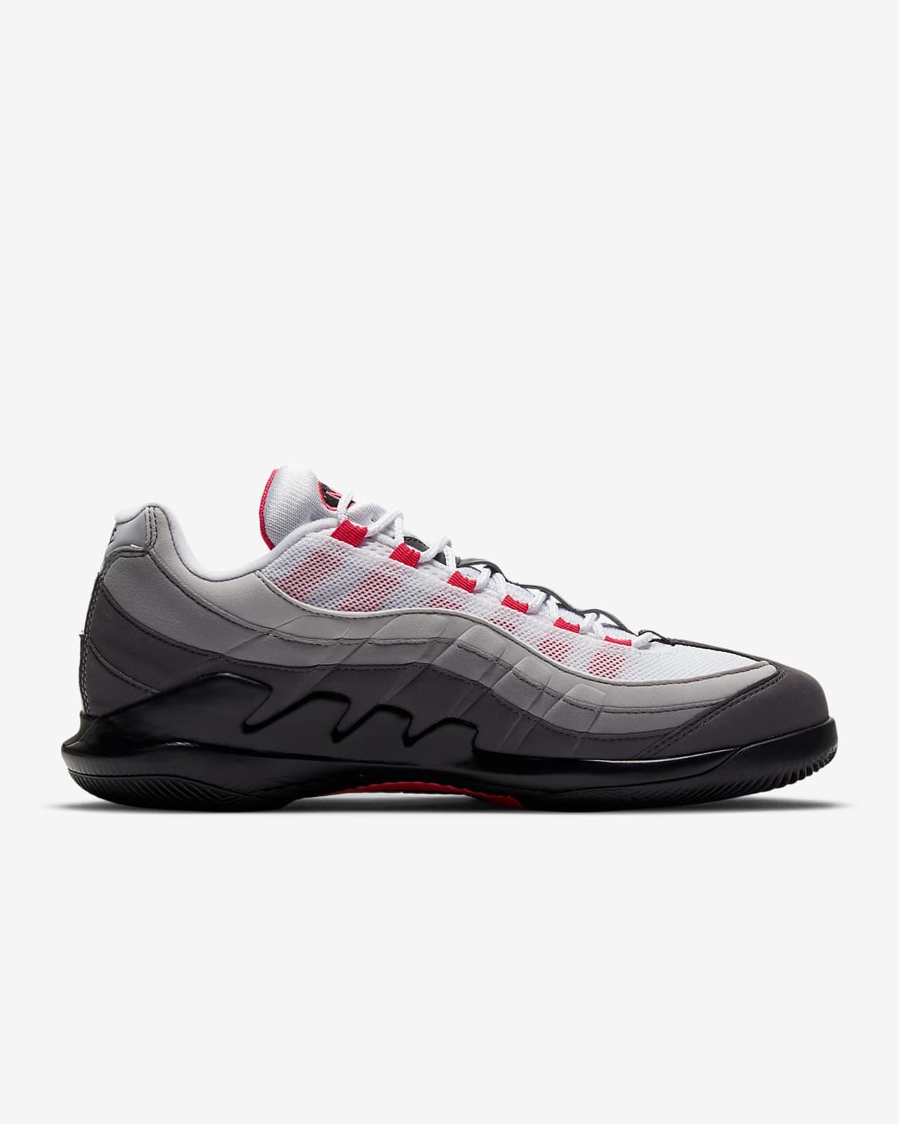 Algún día Mago ventilación  NikeCourt Zoom Vapor X Air Max 95 Men's Tennis Shoe. Nike.com