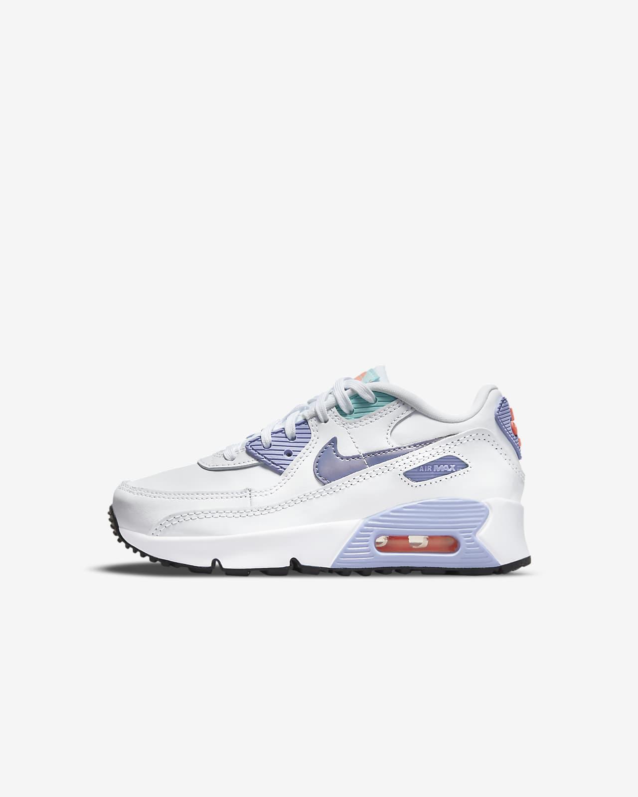 Calzado para niños talla pequeña Nike Air Max 90 SE 2