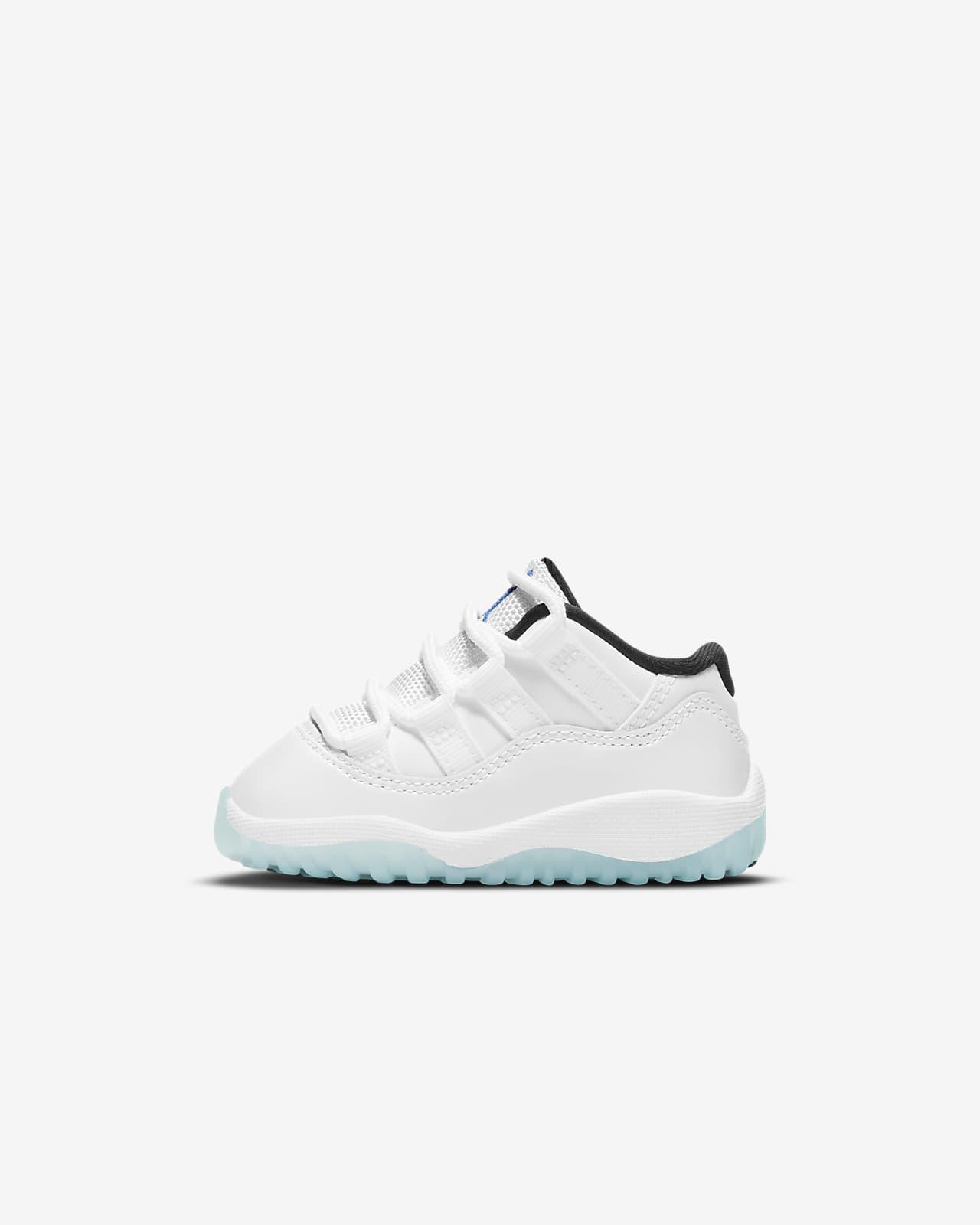 Air Jordan 11 Retro Low Baby and Toddler Shoe
