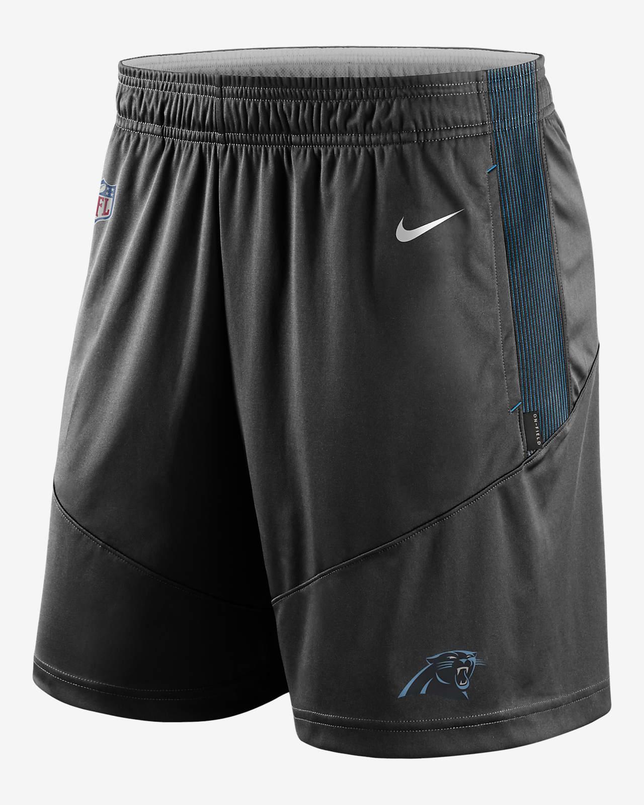 Nike Dri-FIT Sideline (NFL Carolina Panthers) Men's Shorts