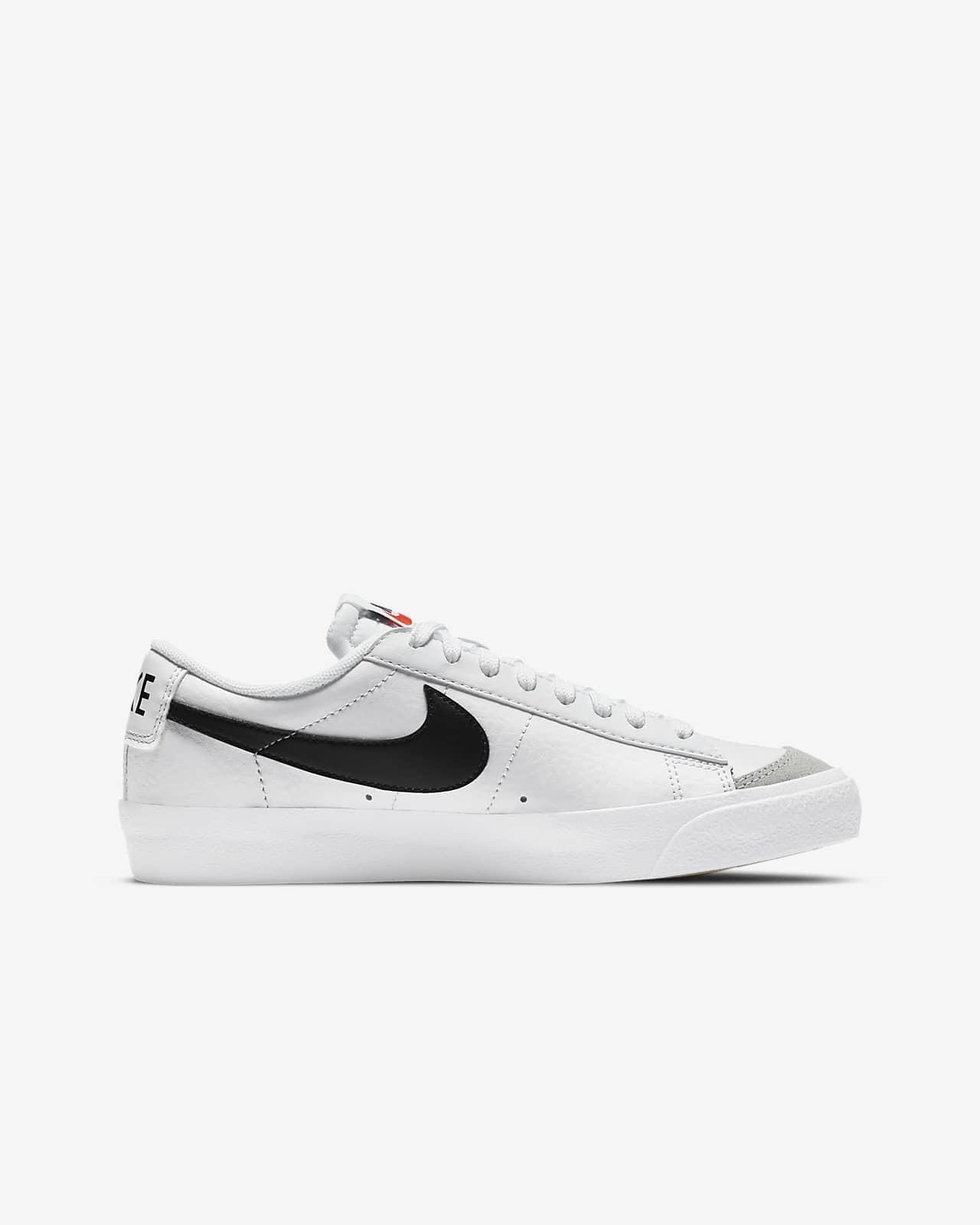 Chaussure Nike Blazer Low '77 pour Enfant plus âgé. Nike LU