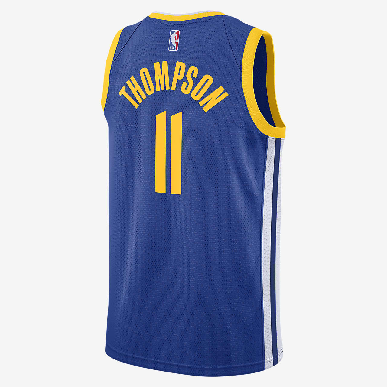 Camiseta Nike NBA Swingman para hombre Golden State Warriors Icon Edition