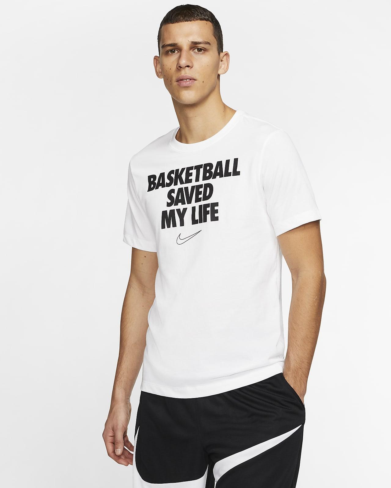 """Nike Dri-FIT """"My Life"""" férfi kosárlabdás póló"""