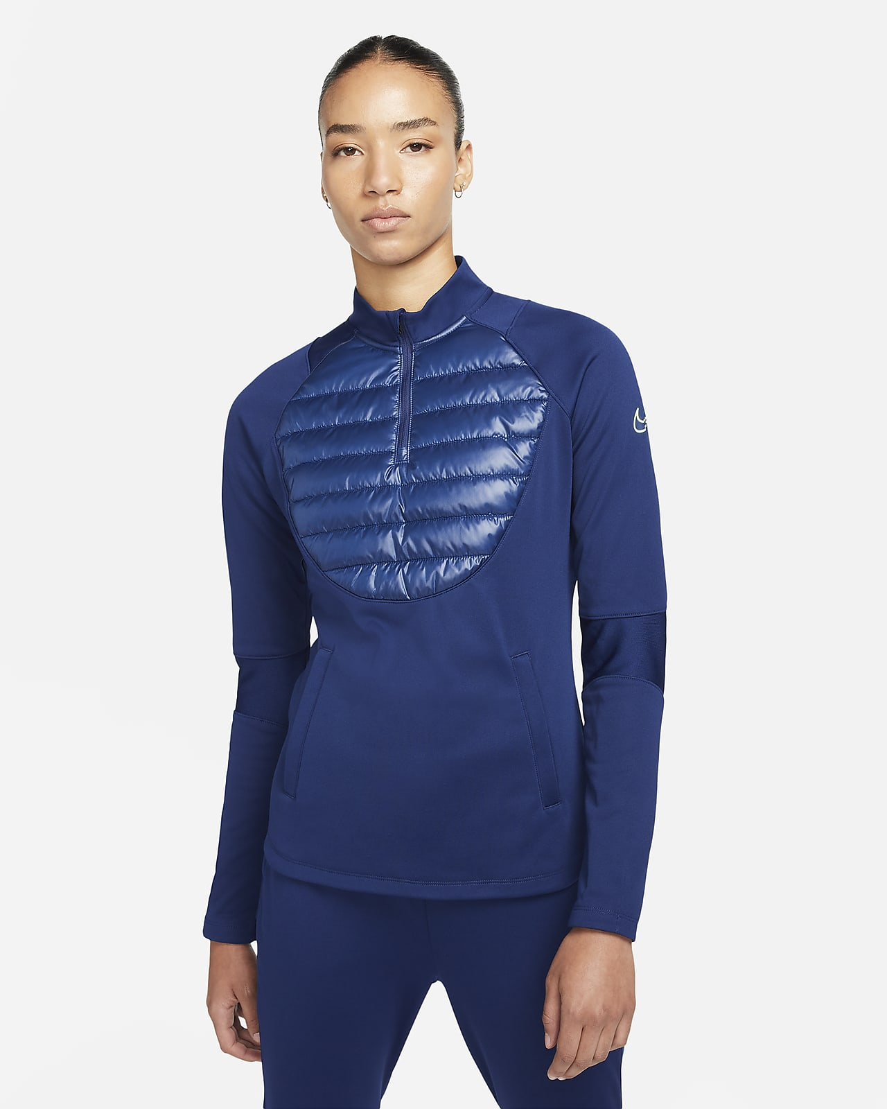 Nike Therma-FIT Academy Winter Warrior Women's Soccer Drill Top