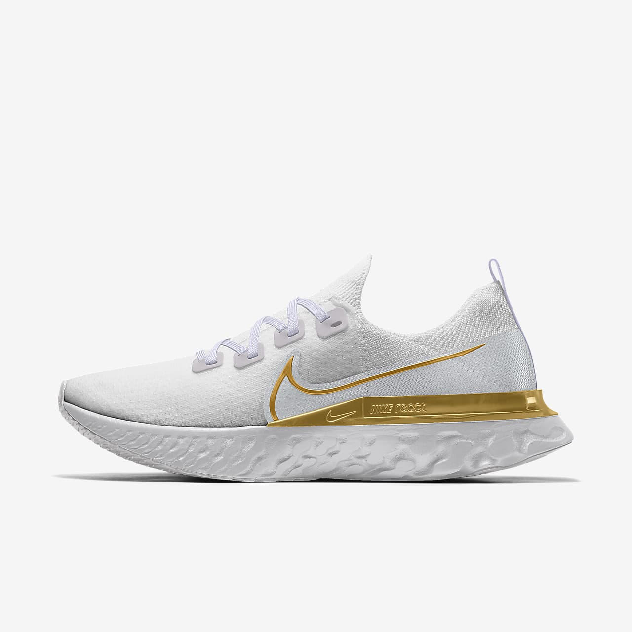 Nike React Infinity Run Flyknit By You 专属定制女子跑步鞋