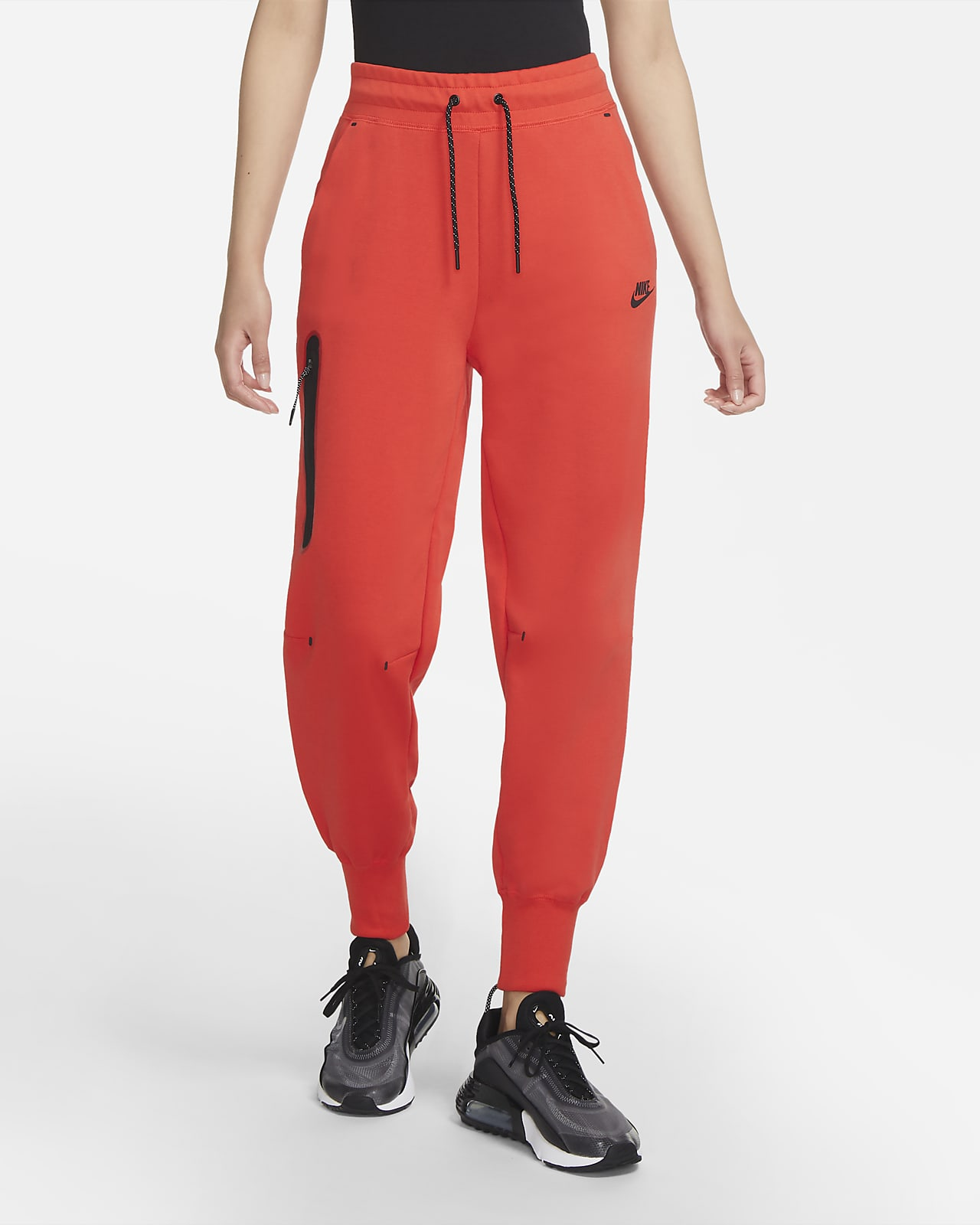 Nike Sportswear Tech Fleece Women S Trousers Nike Se