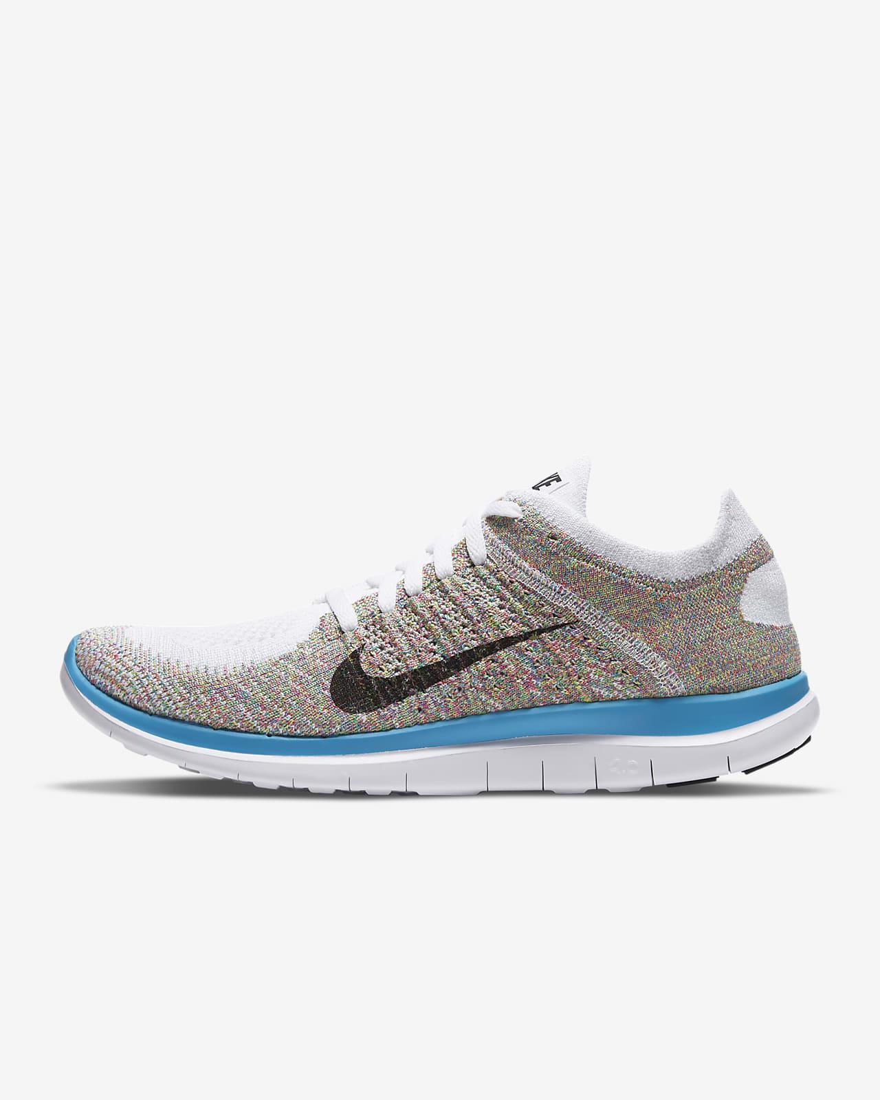 Nike Free 4.0 Flyknit 女子跑步鞋