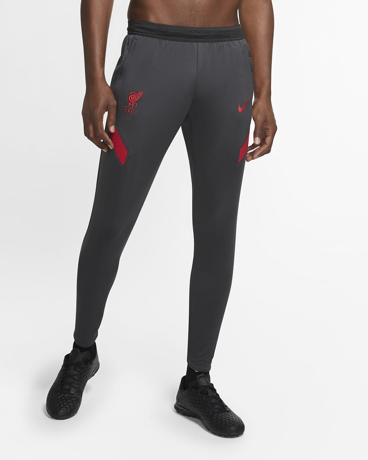 Pantalones de fútbol tejidos para hombre Liverpool FC Strike