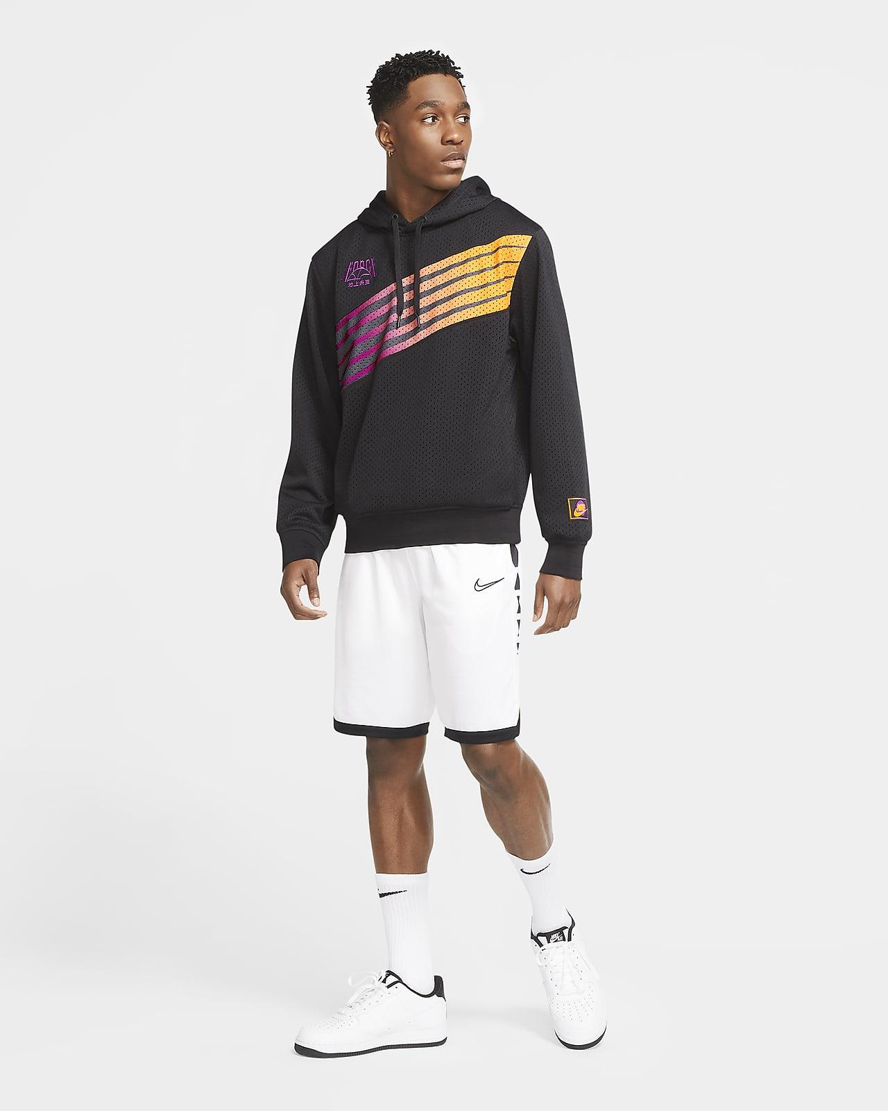 Sweat à capuche de basketball Nike KMA pour Homme