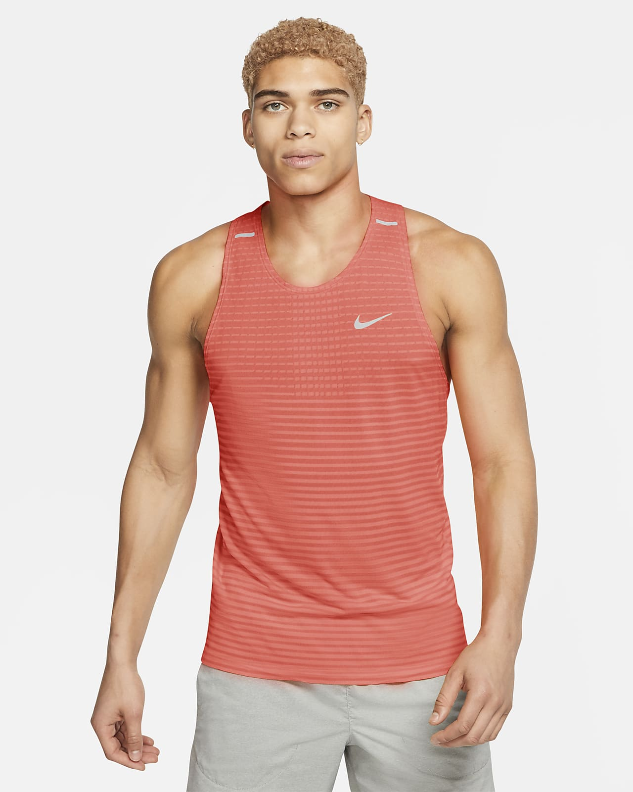 Haut de running sans manches Nike TechKnit Ultra pour Homme