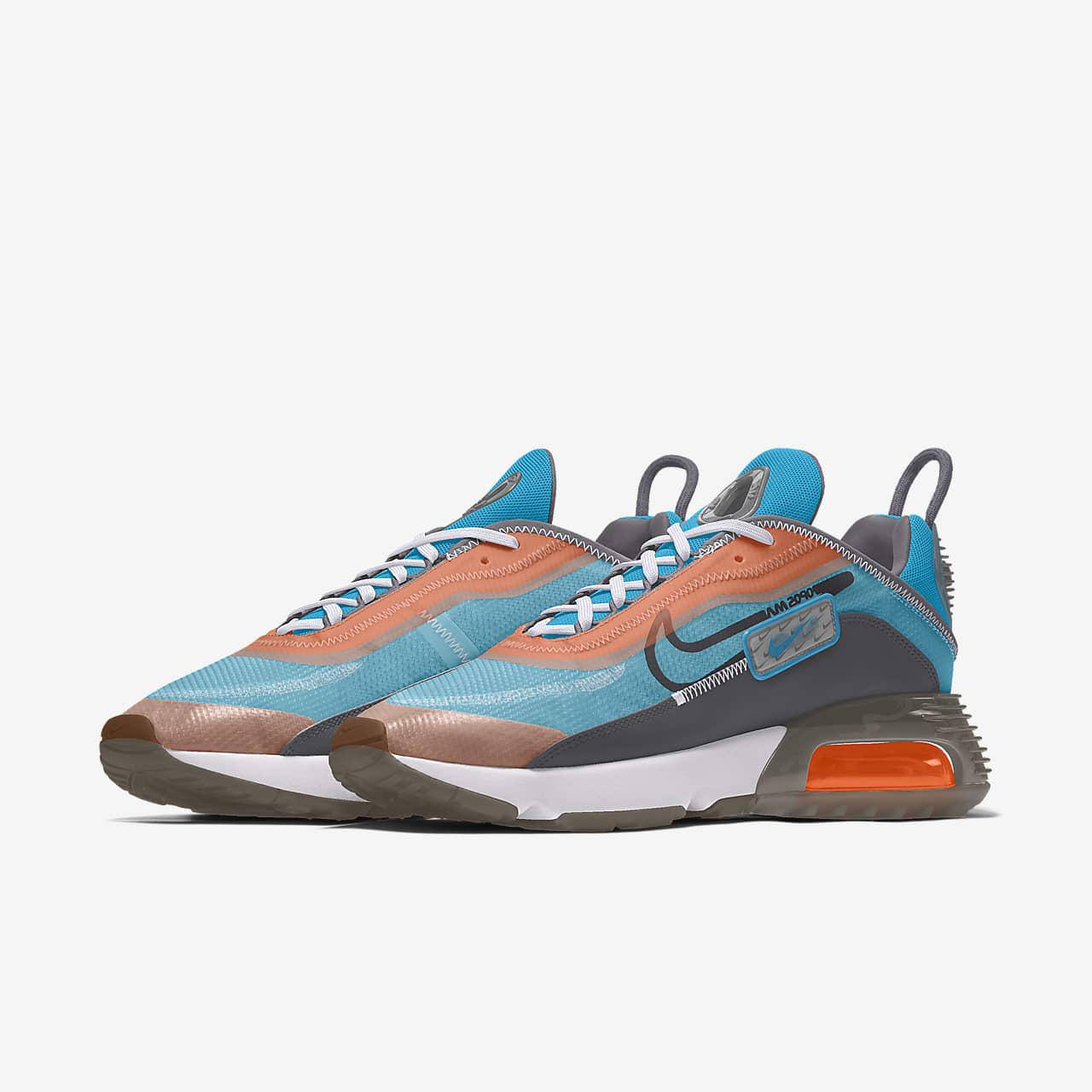 Nike Air Max 2090 By You Custom Men's Shoe