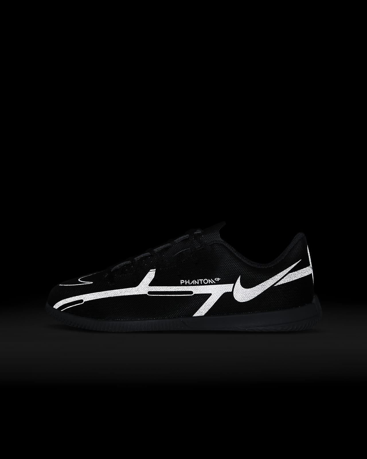 Chaussure de football en salle Nike Jr. Phantom GT2 Club IC pour ...