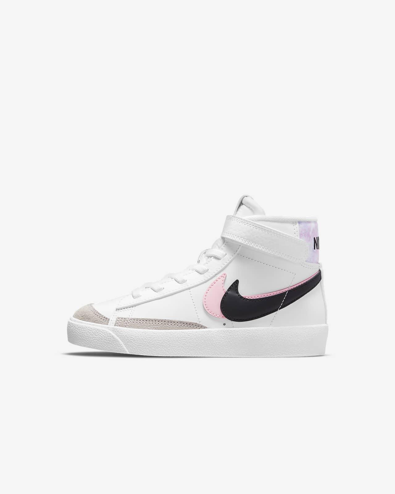 Calzado para niños talla pequeña Nike Blazer Mid '77 SE