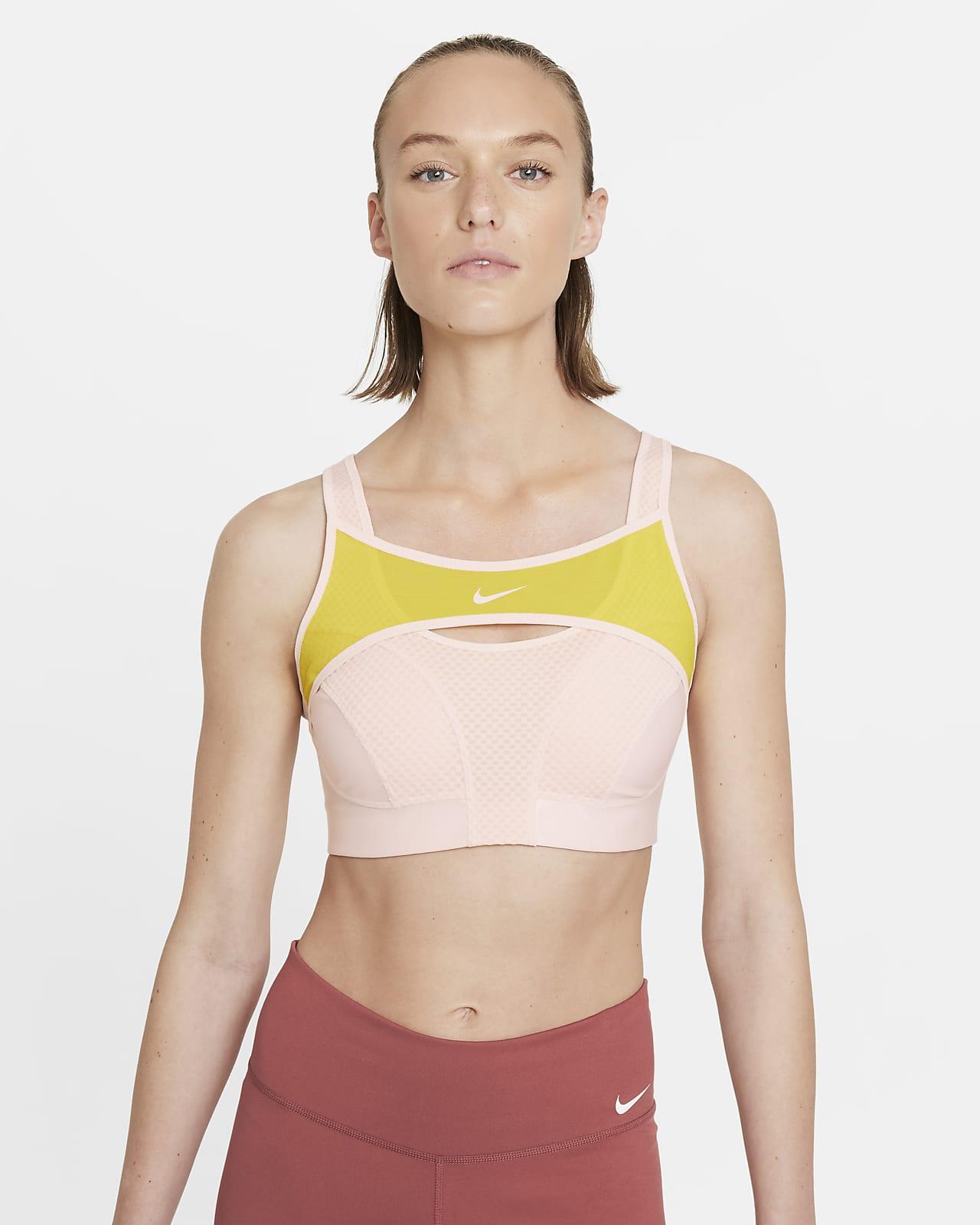 Bra deportivo de alta sujeción para mujer Nike Alpha UltraBreathe