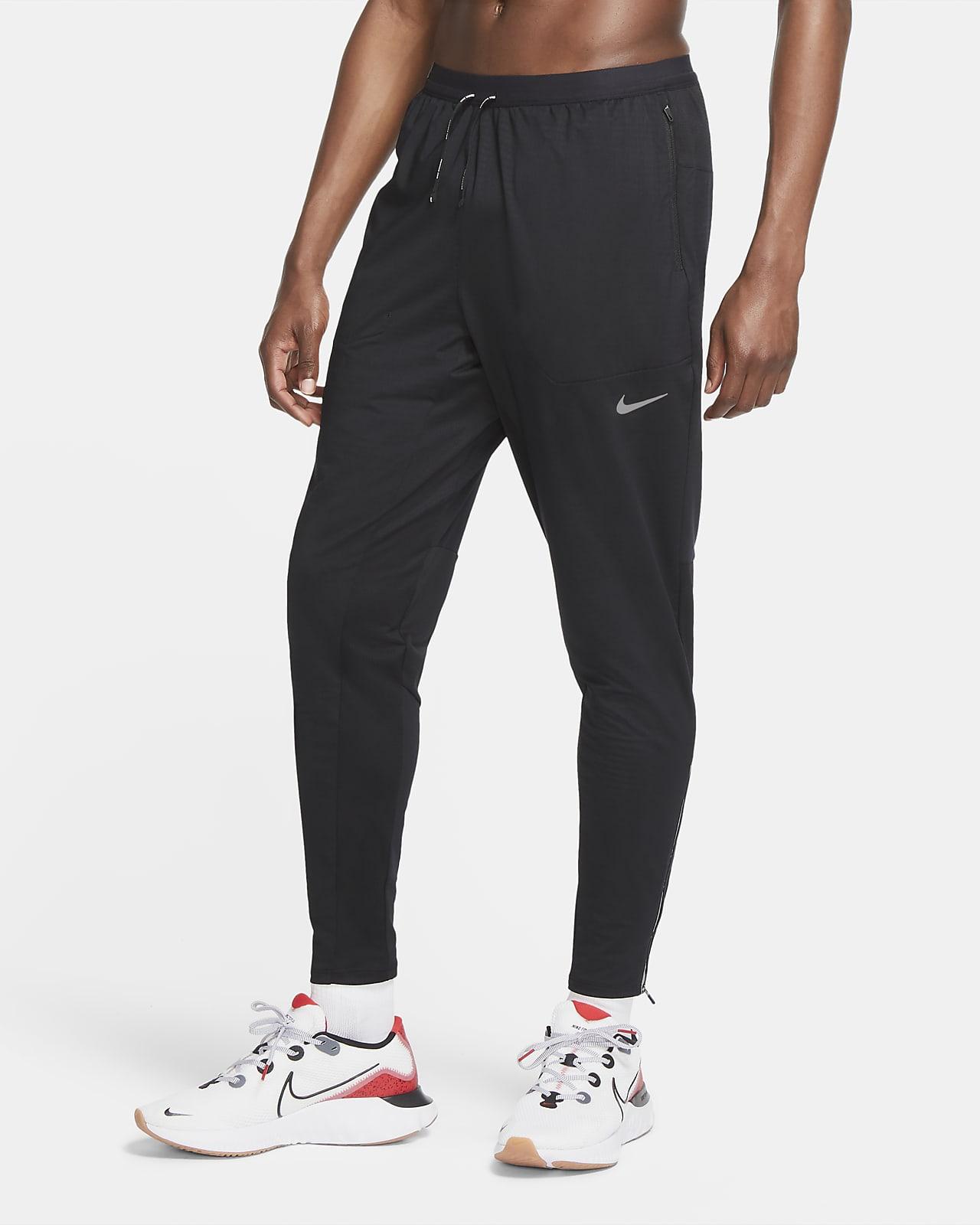 Nike Phenom Elite Örgü Erkek Koşu Eşofman Altı