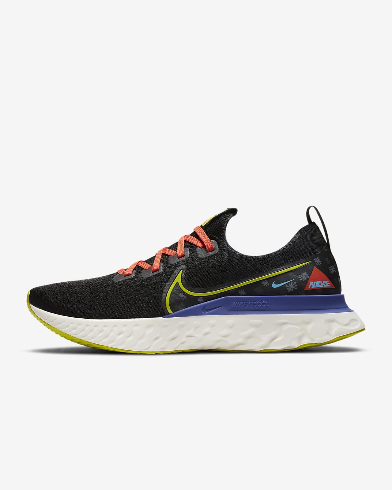 Nike React Infinity Run Flyknit A.I.R. Chaz Bear Running Shoe