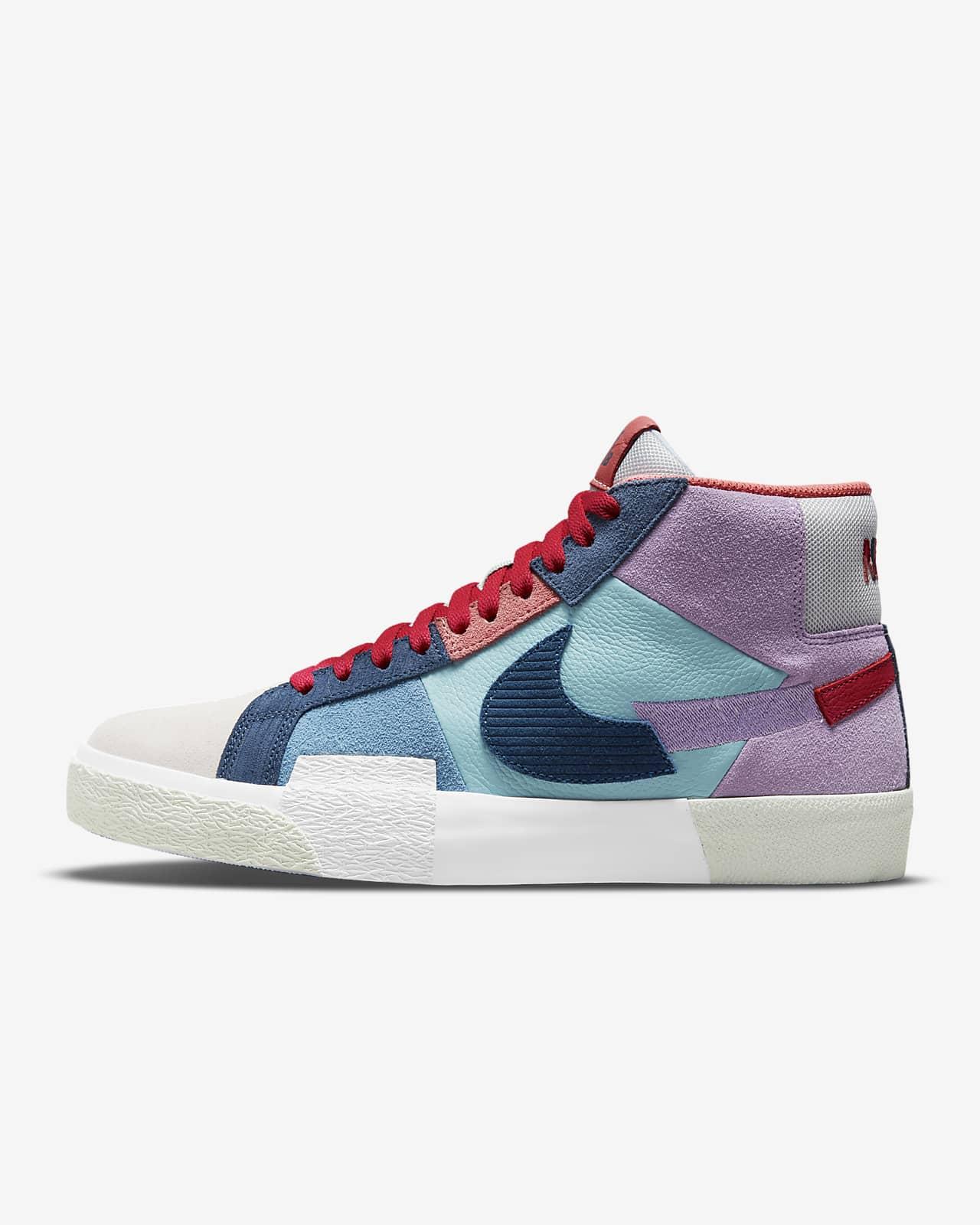 Nike SB Zoom Blazer 中筒 Premium 滑板鞋