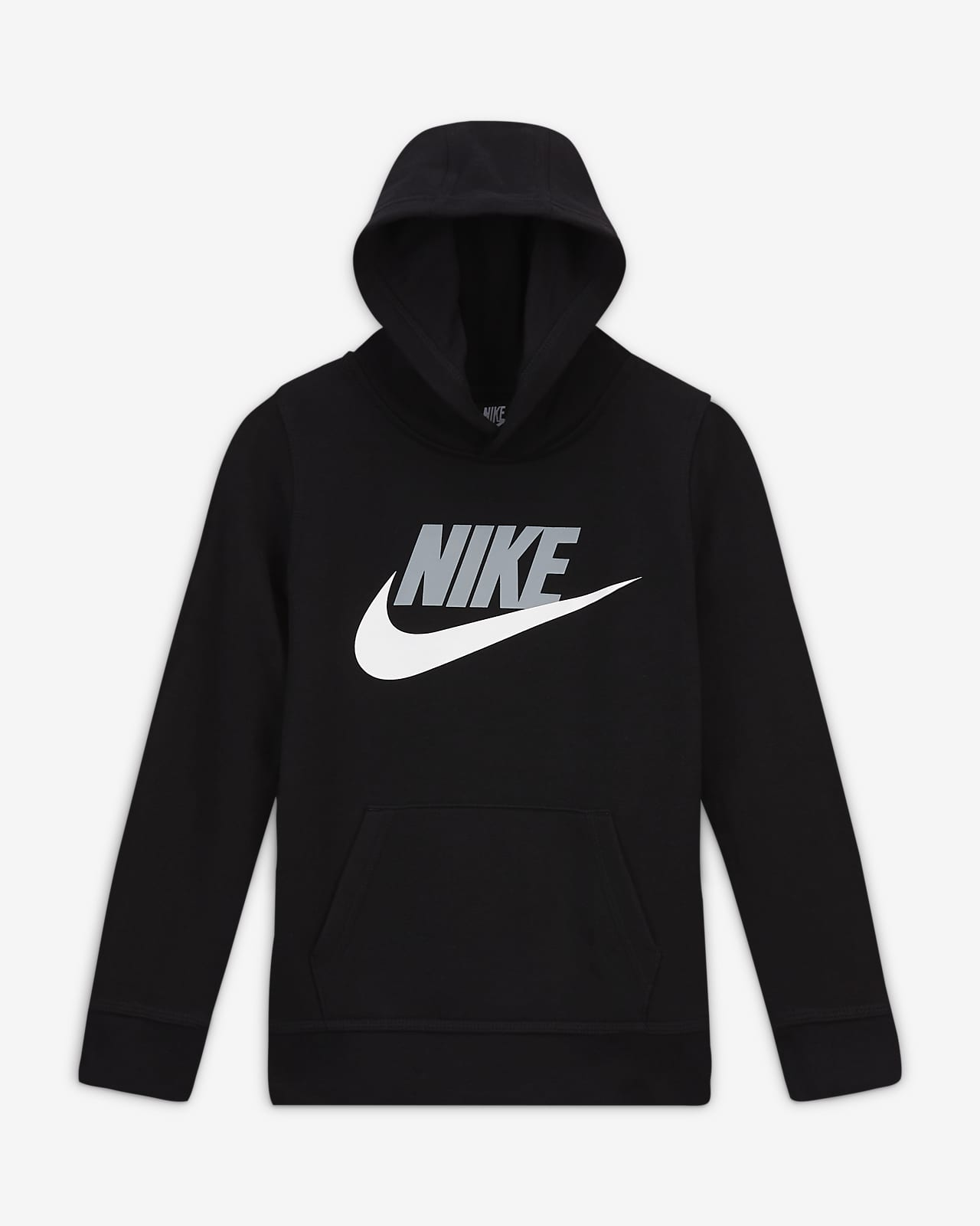 Huvtröja Nike Sportswear Club Fleece för barn