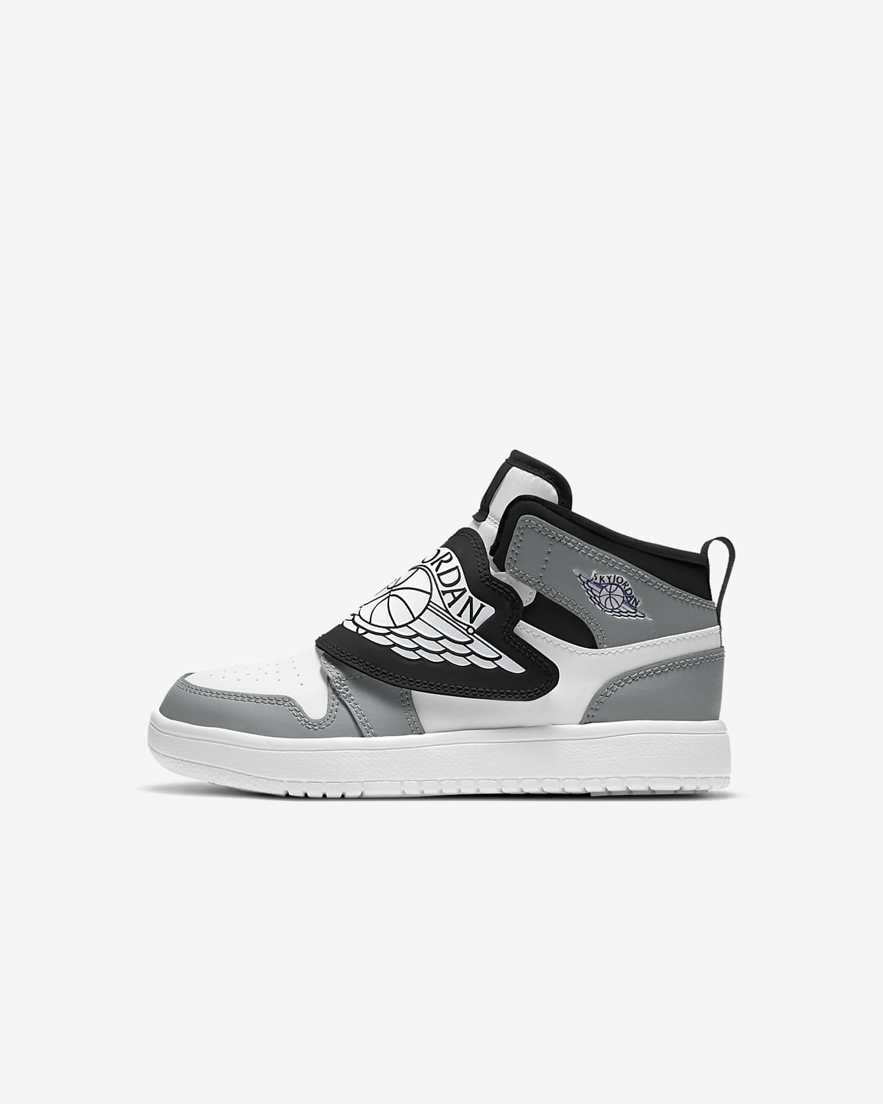 Calzado Para Ninos De Talla Pequena Sky Jordan 1 Nike Mx