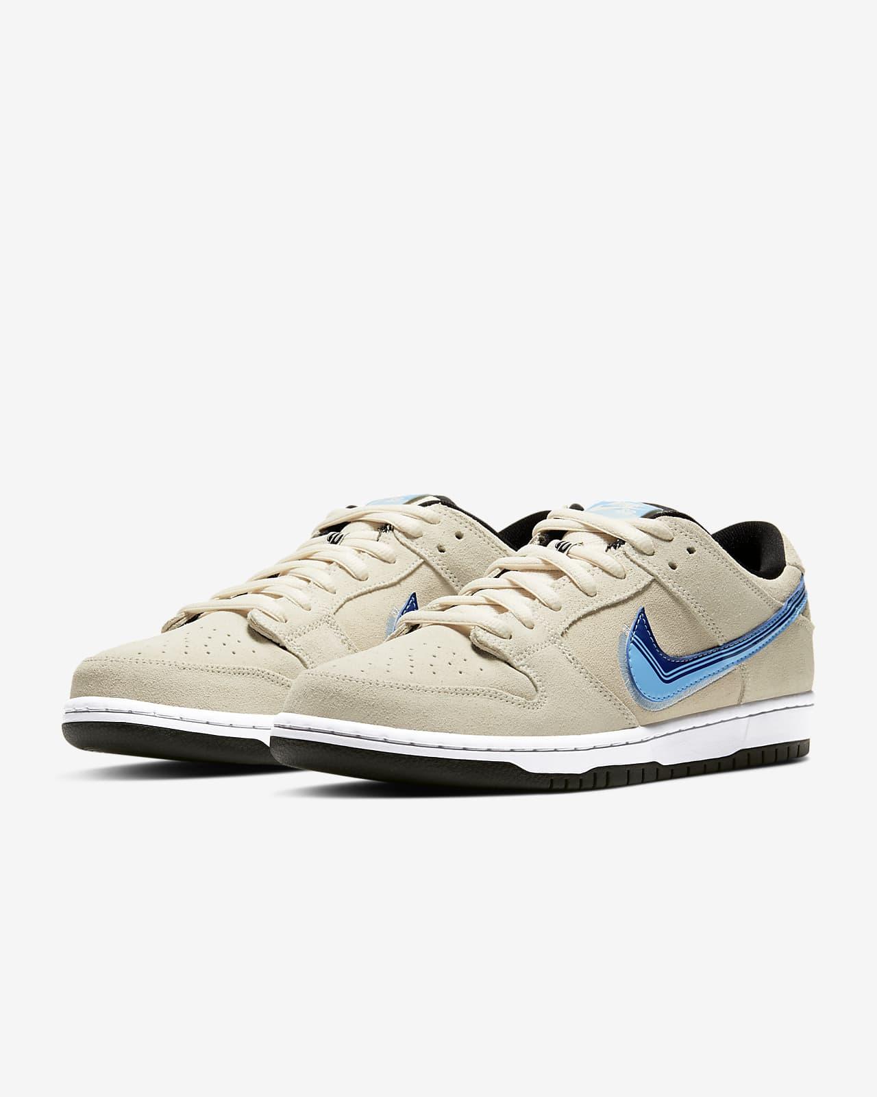 Nike SB Dunk Low Pro Skate Shoe. Nike ID