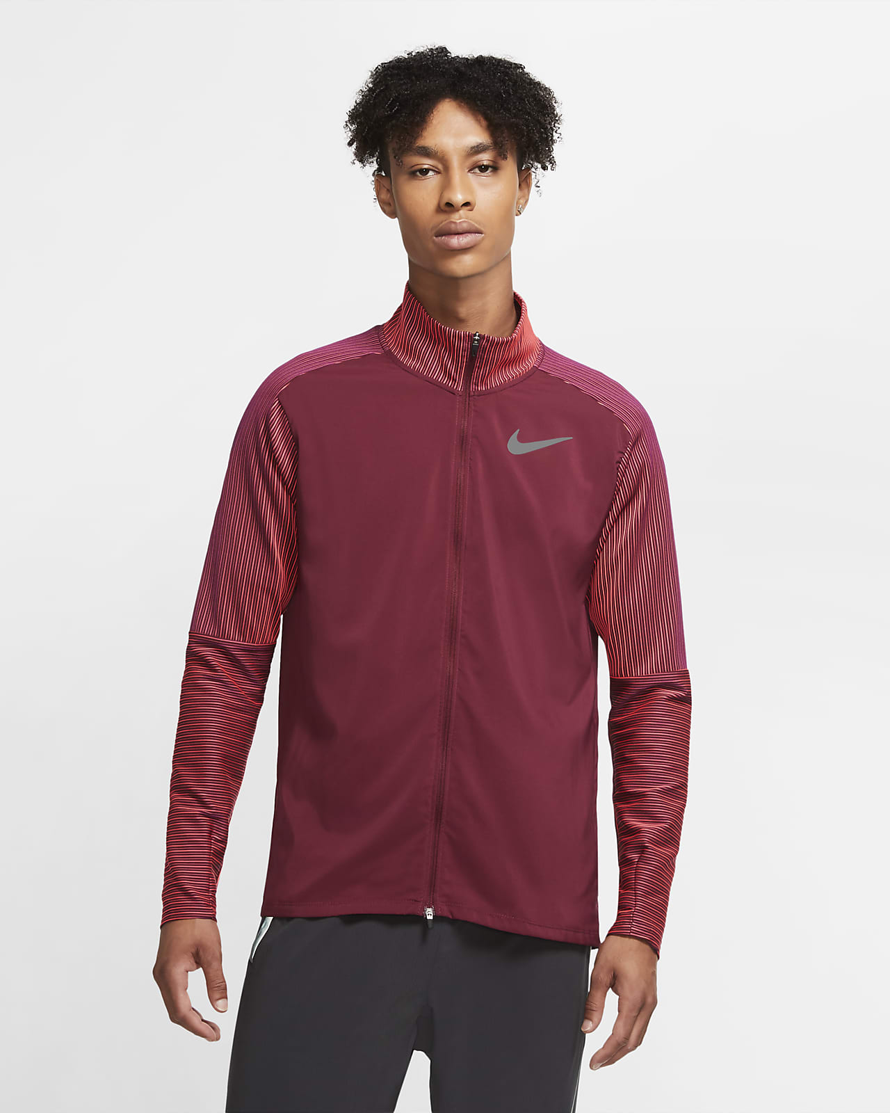 Nike Future Fast Camiseta de running híbrida - Hombre