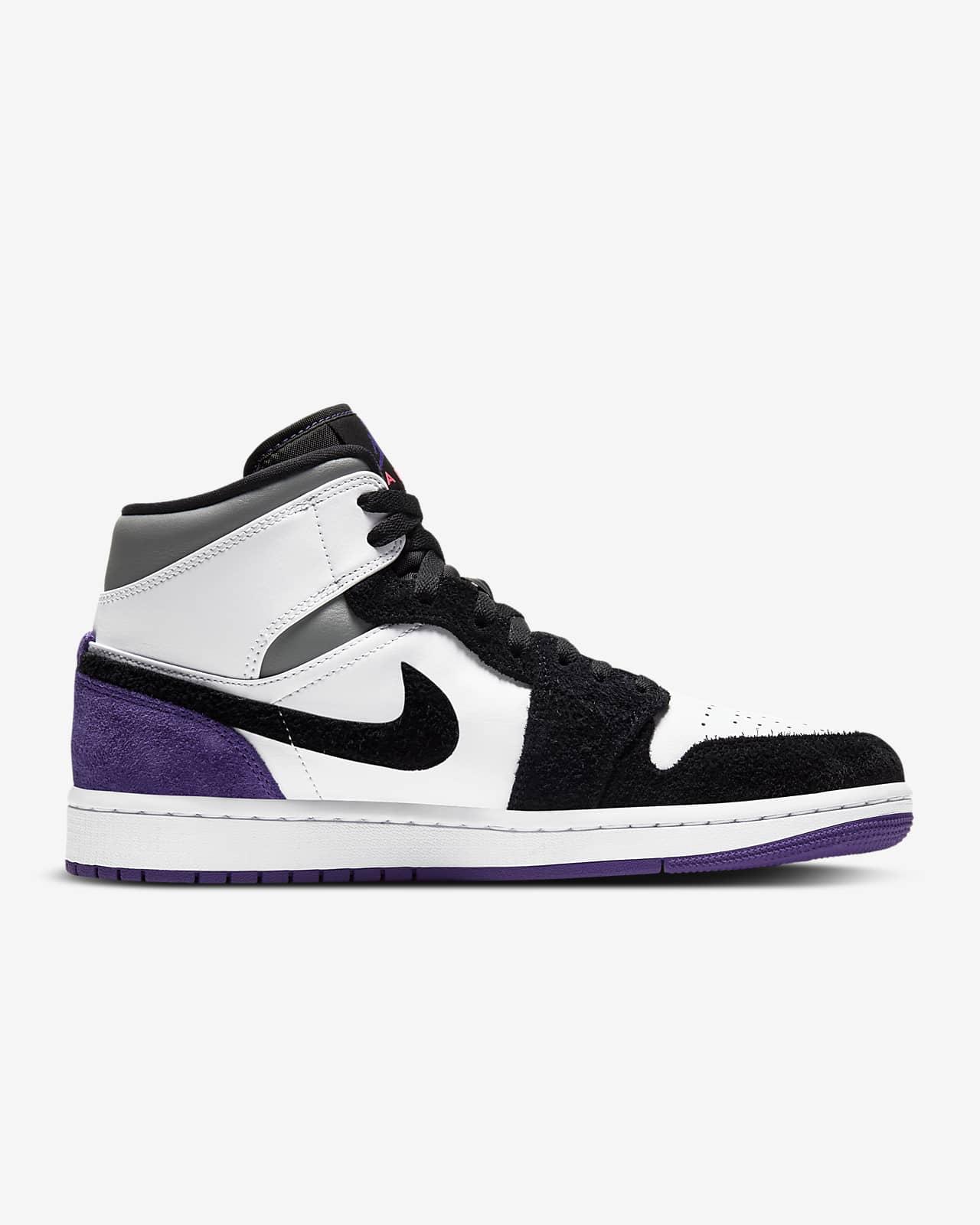 Chaussure Air Jordan 1 Mid SE pour Homme. Nike LU