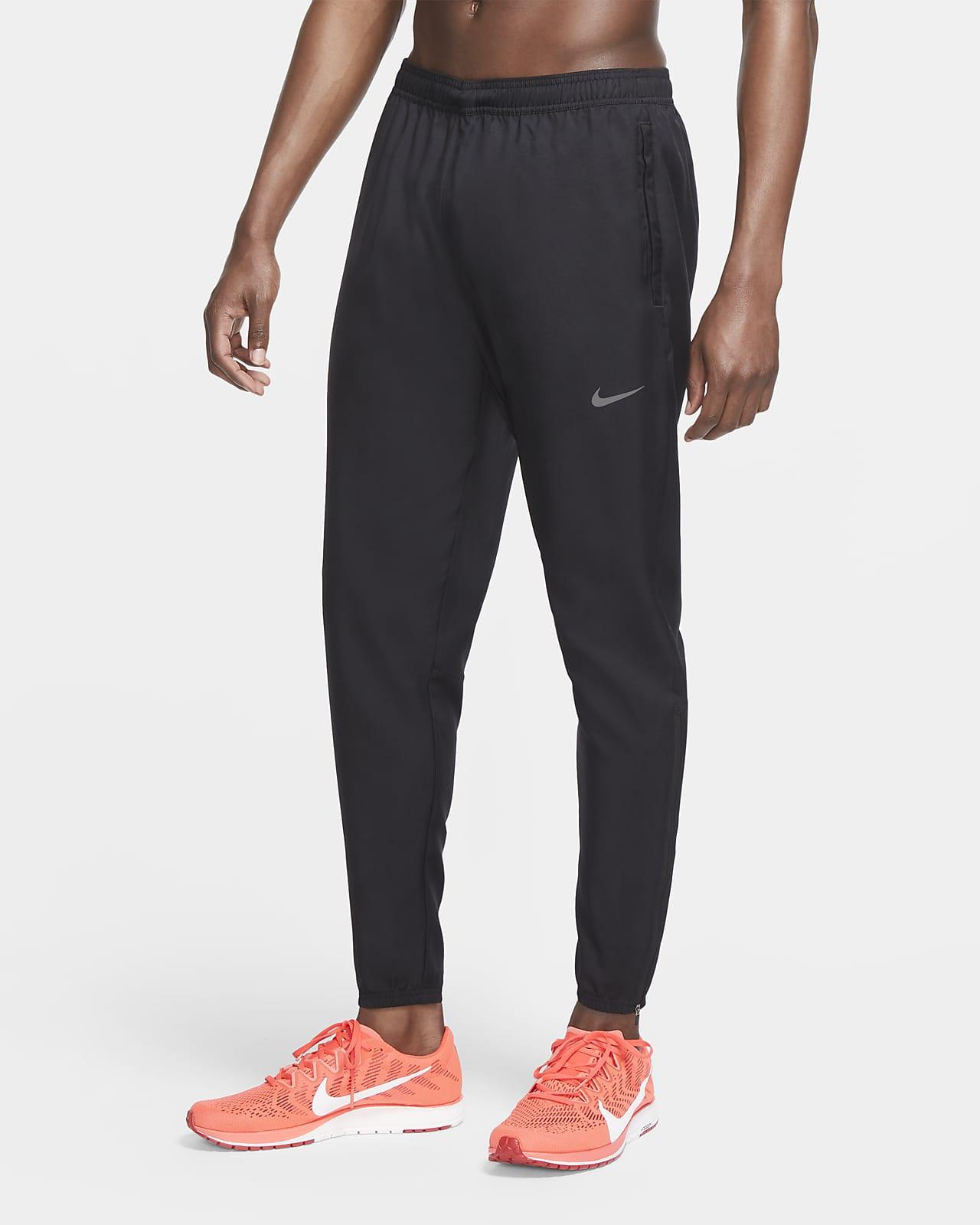 Pantalones Tejidos De Running Para Hombre Nike Essential Nike Com