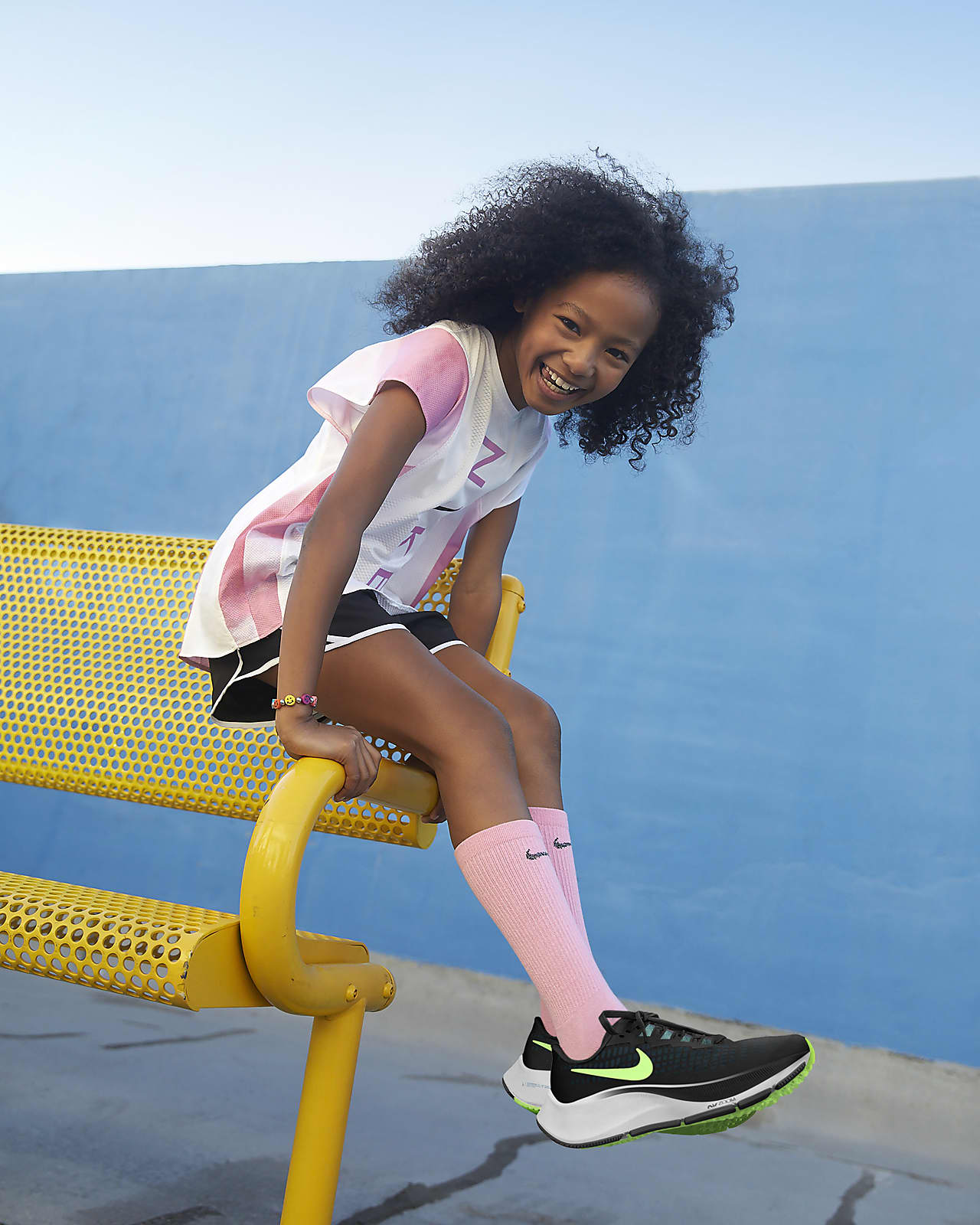 Nike Dri-FIT Tempo Big Kids' (Girls