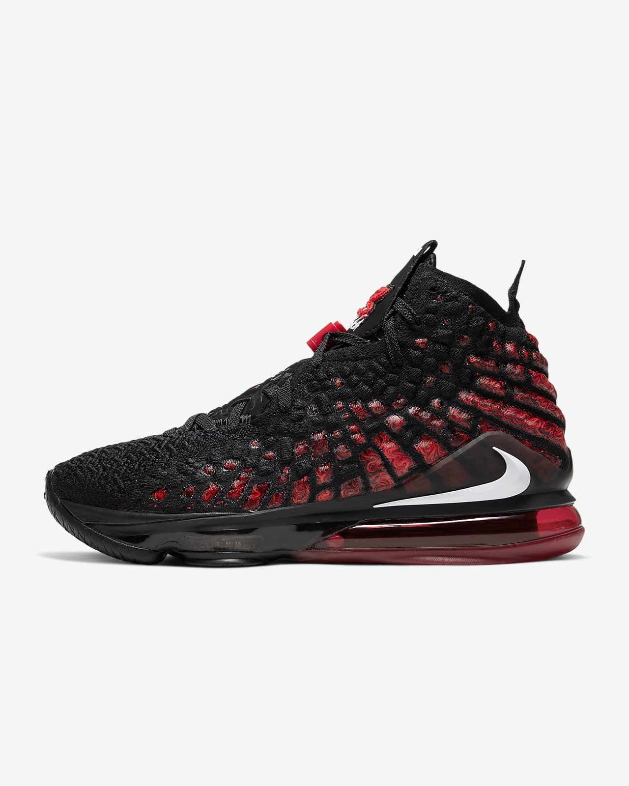 LeBron 17 Basketball Shoe. Nike ID