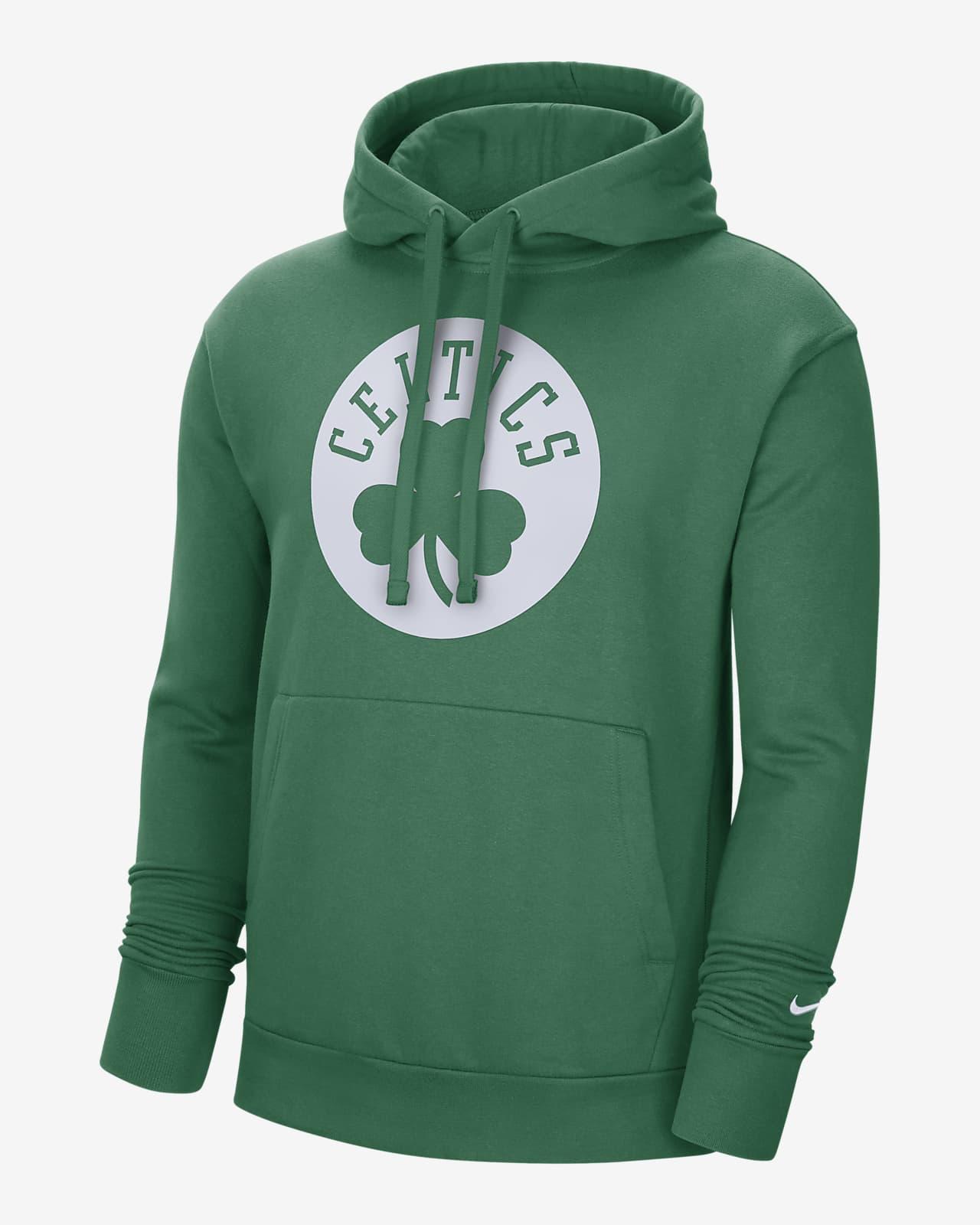 Hoodie pullover NBA Nike Boston Celtics Essential para homem