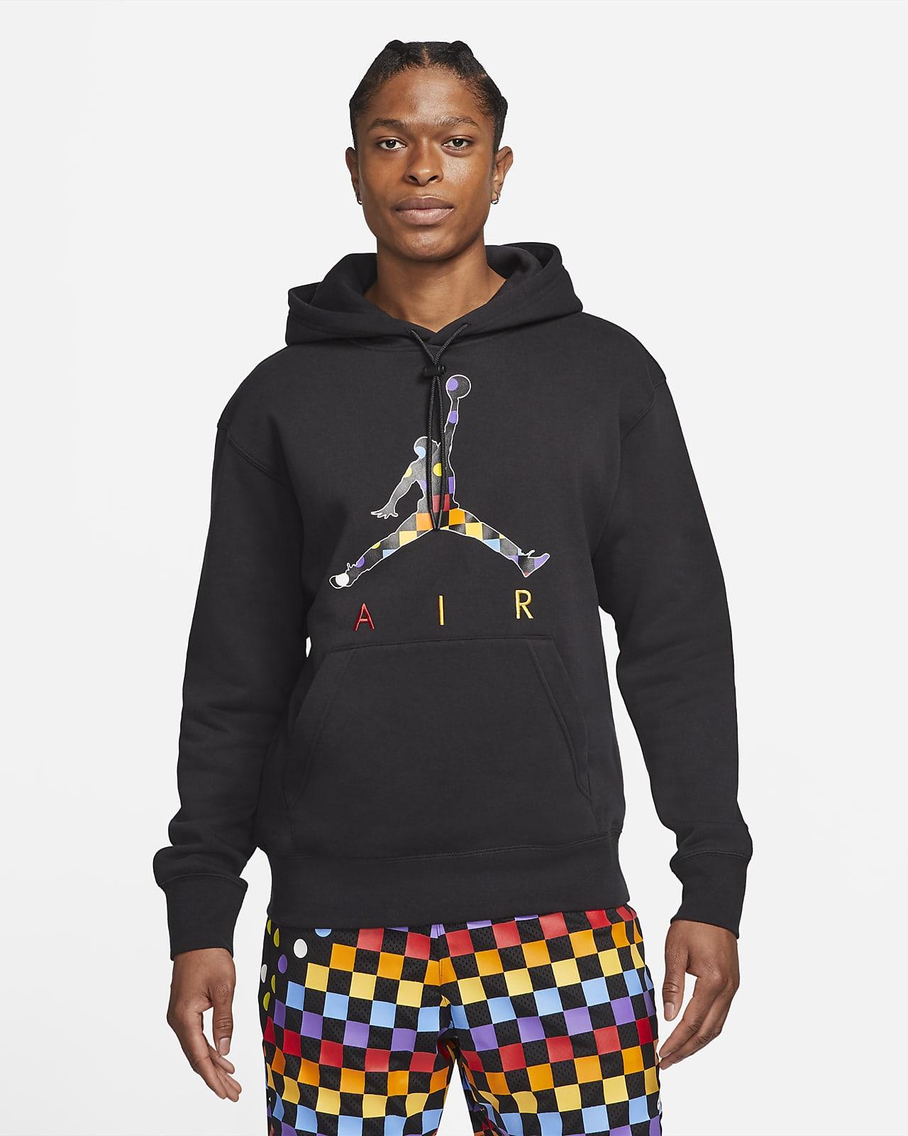 Jordan AJ3 Men's Graphic Fleece Pullover Hoodie